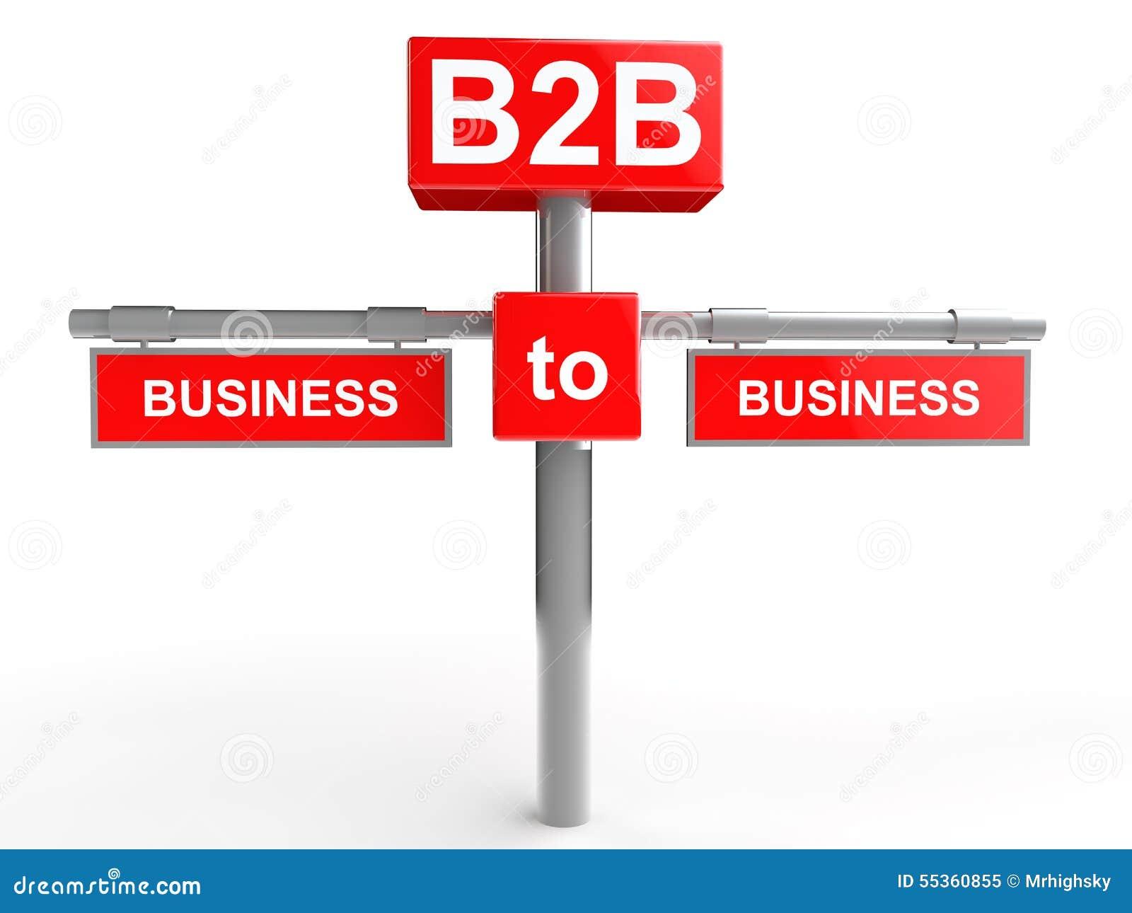 Concetto tra imprese