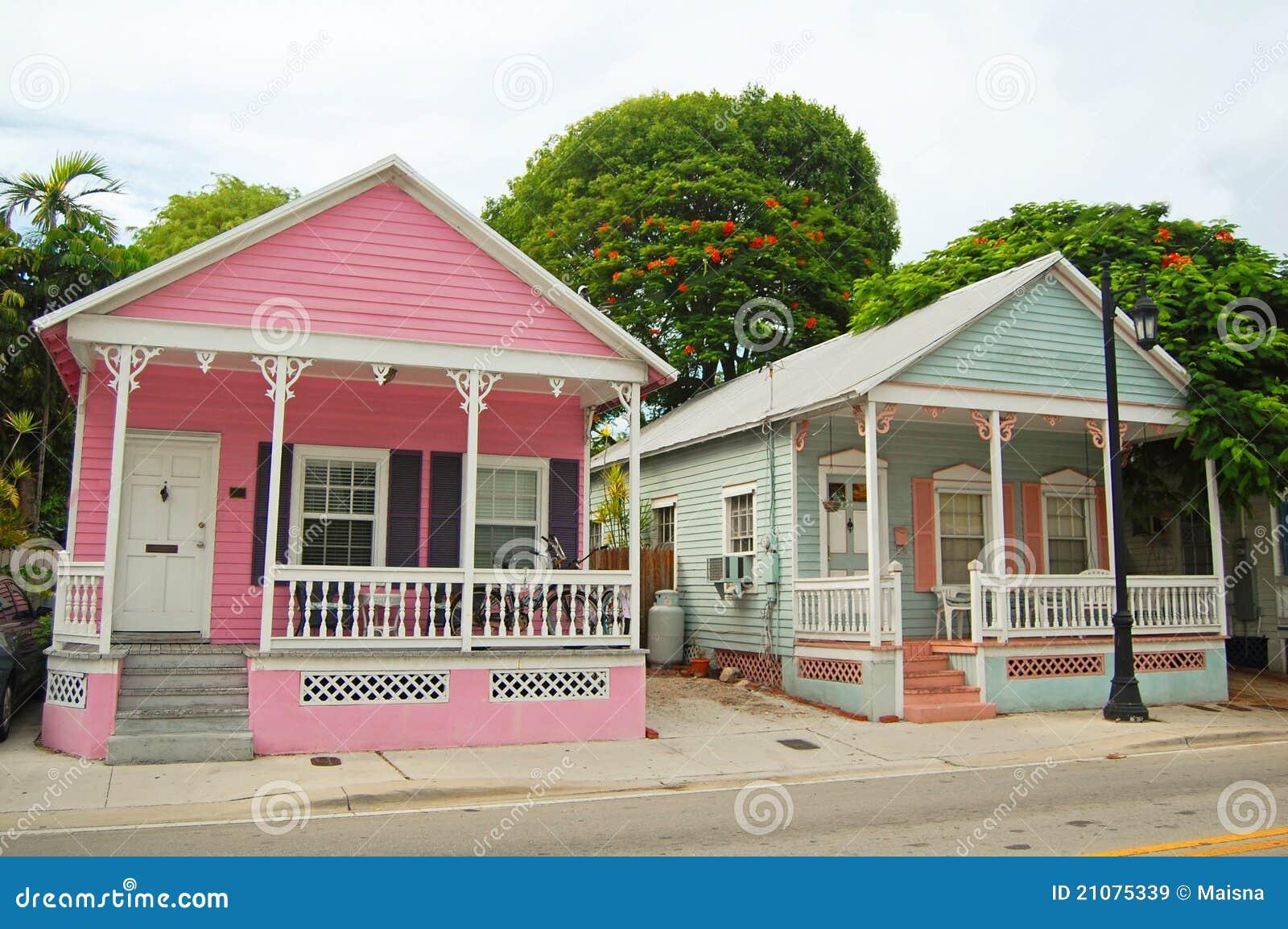 Key West Style House Plans