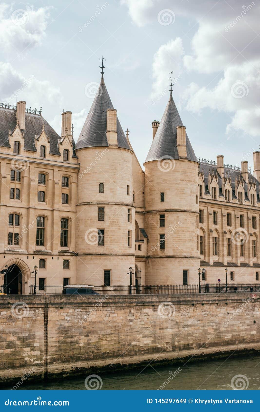 Conciergerie Medieval royal palace
