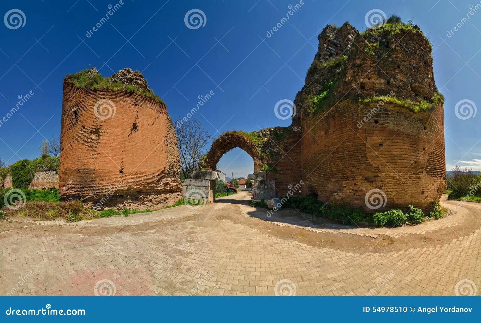 Concilporten i Nicaea
