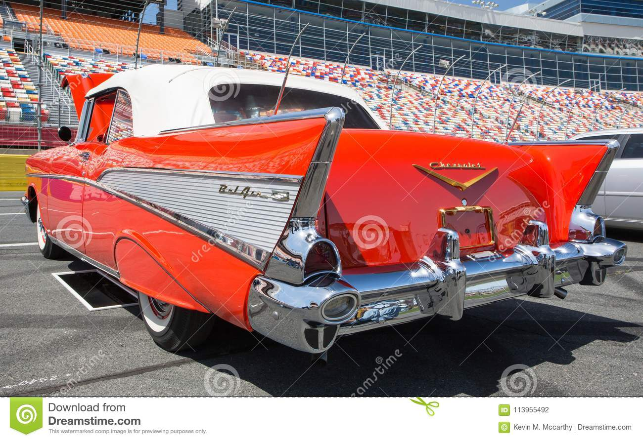 1957 Chevy Bel Air Editorial Photography Image Of Collectible Bellaire Convertible