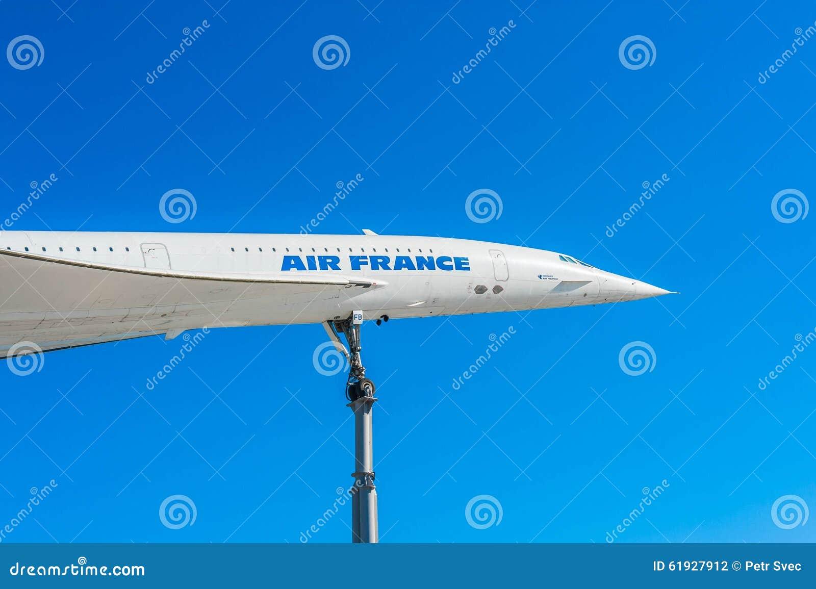Concorde naddźwiękowy