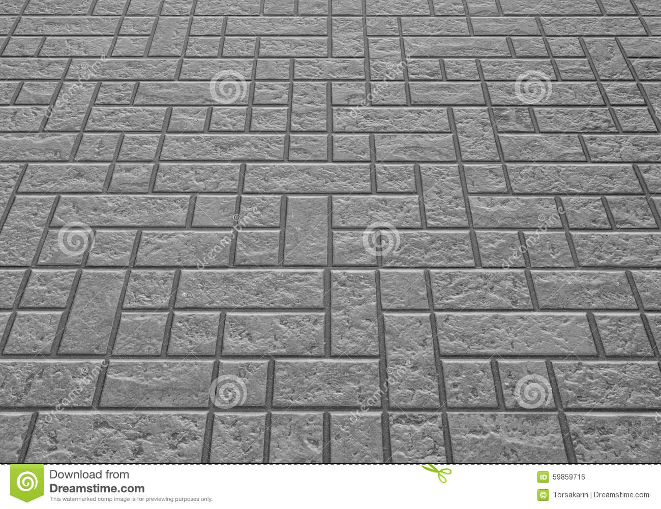 Concrete block floor background and texture stock for Concrete block floor