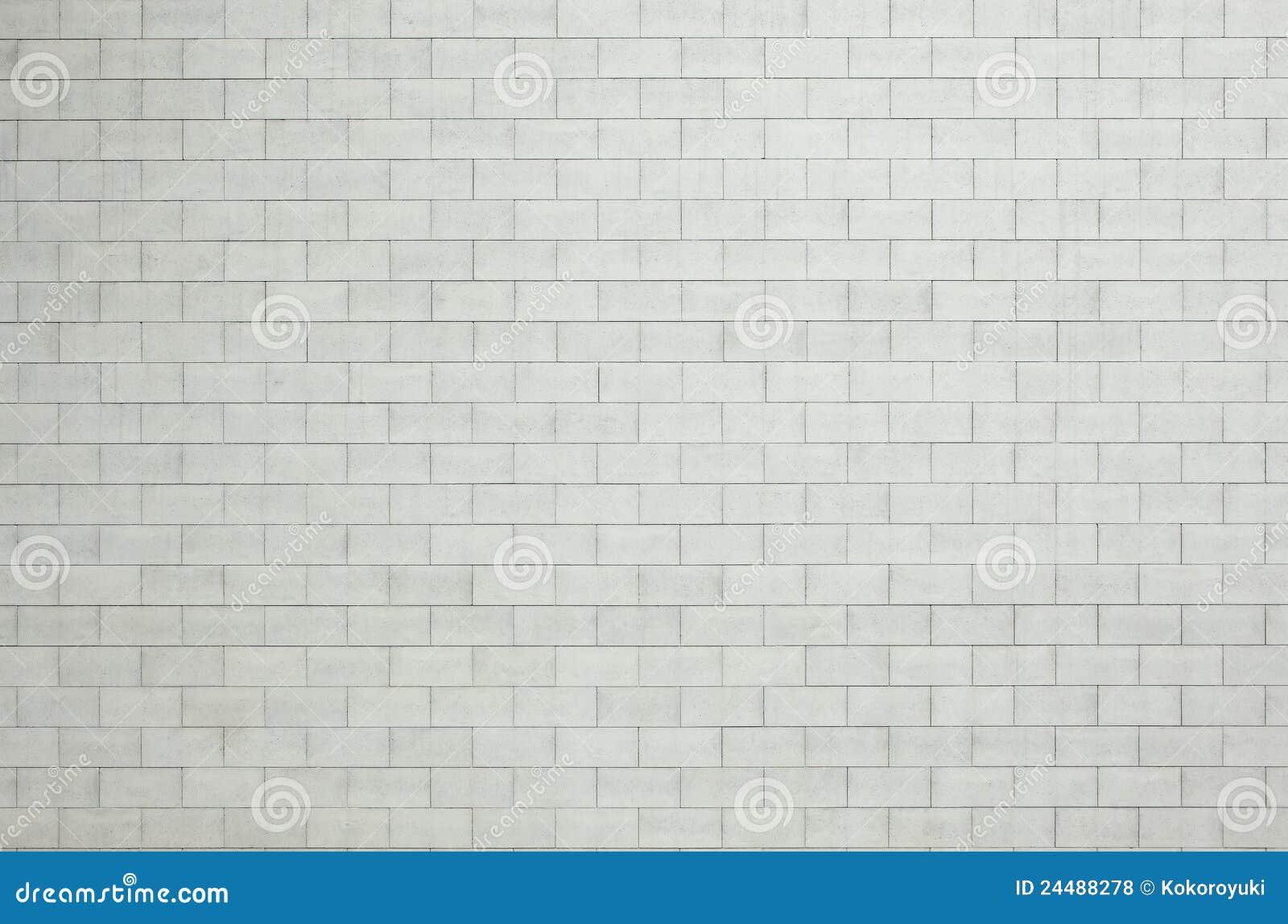 Concrete Block Wall Royalty Free Stock Photos Image