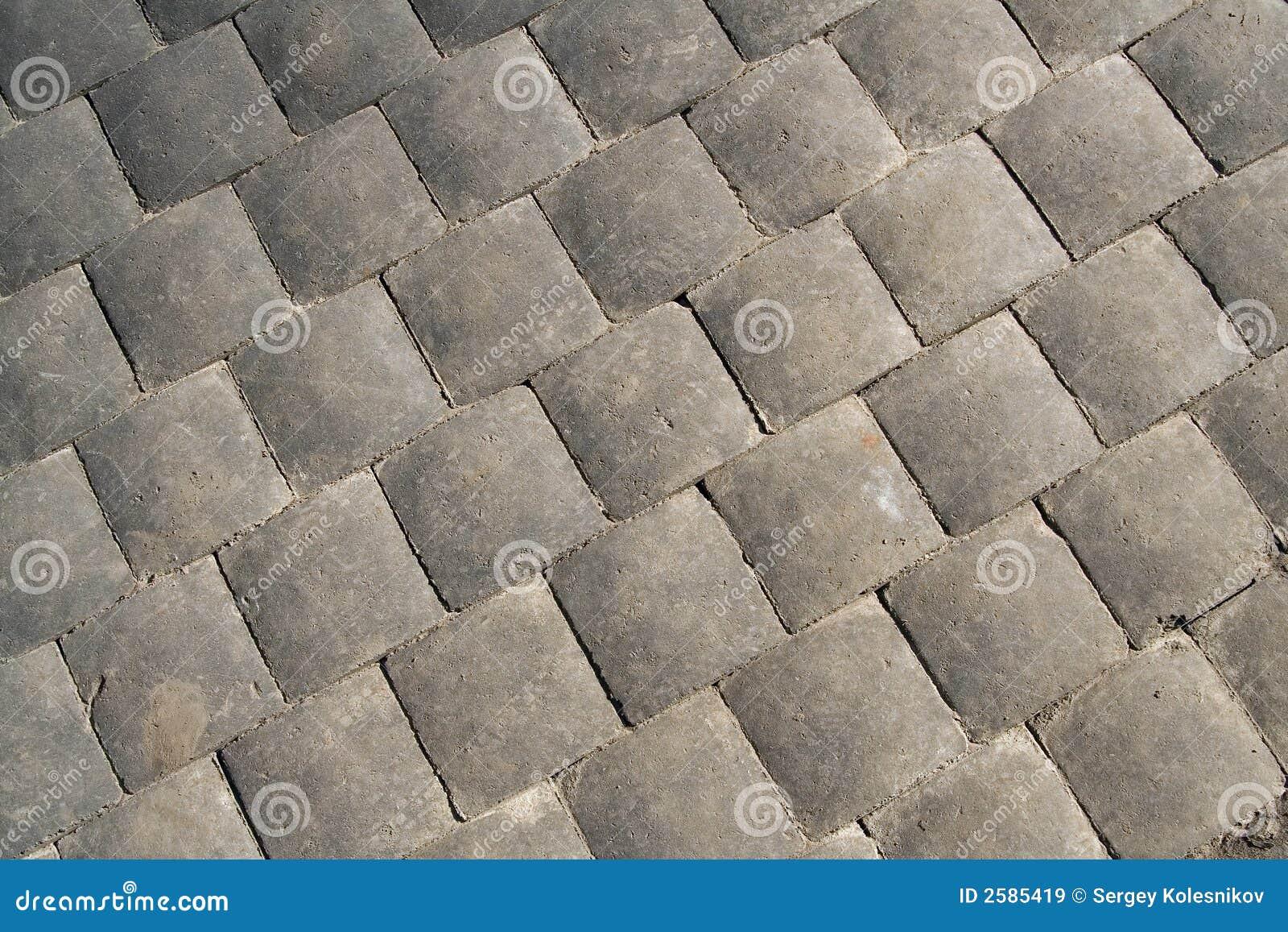 Concrete blokken
