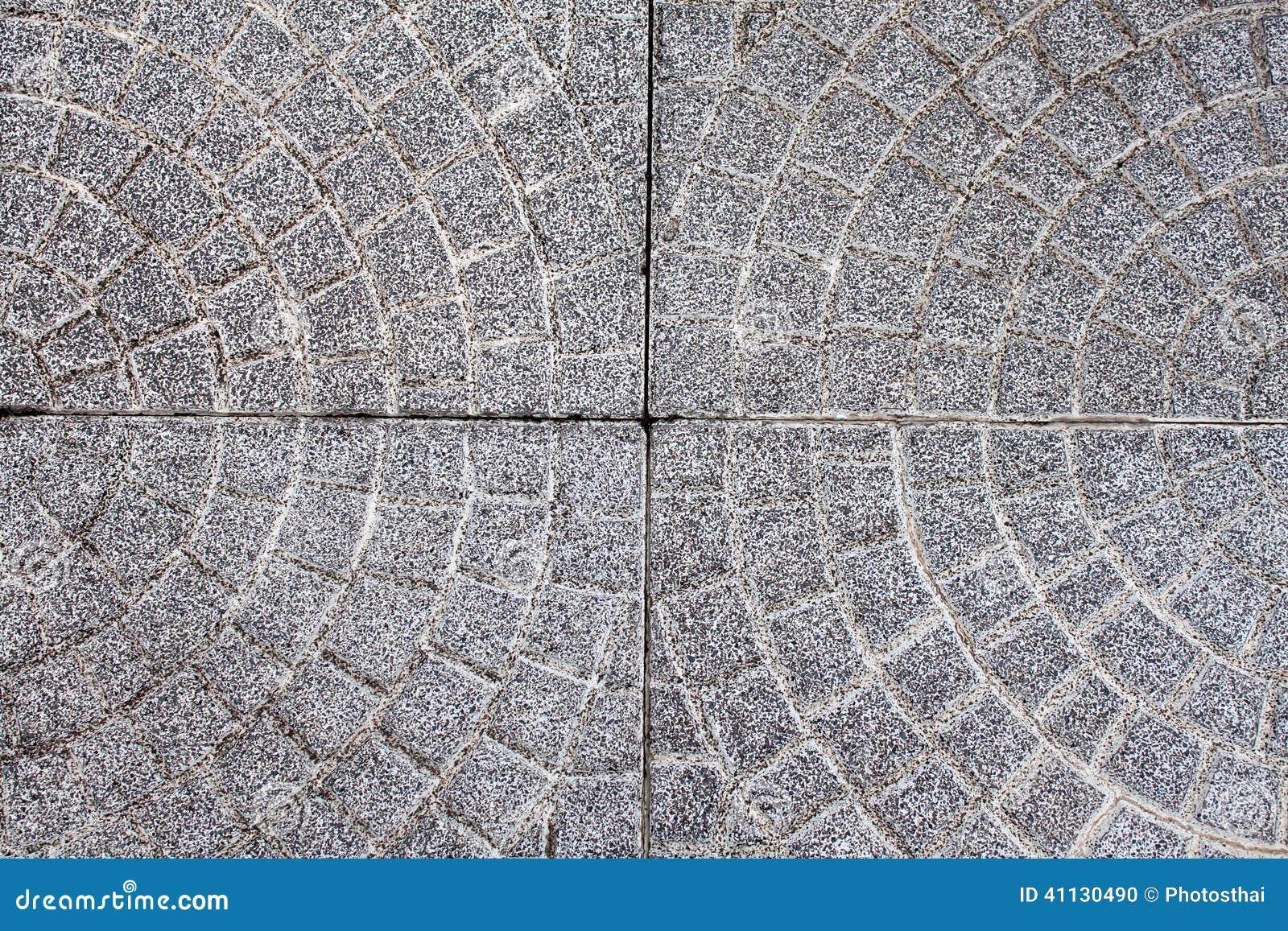 Concrete Floor Tiles Stock Photo Image 41130490