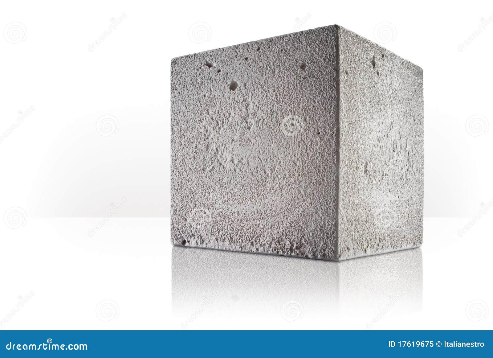 Concrete kubus