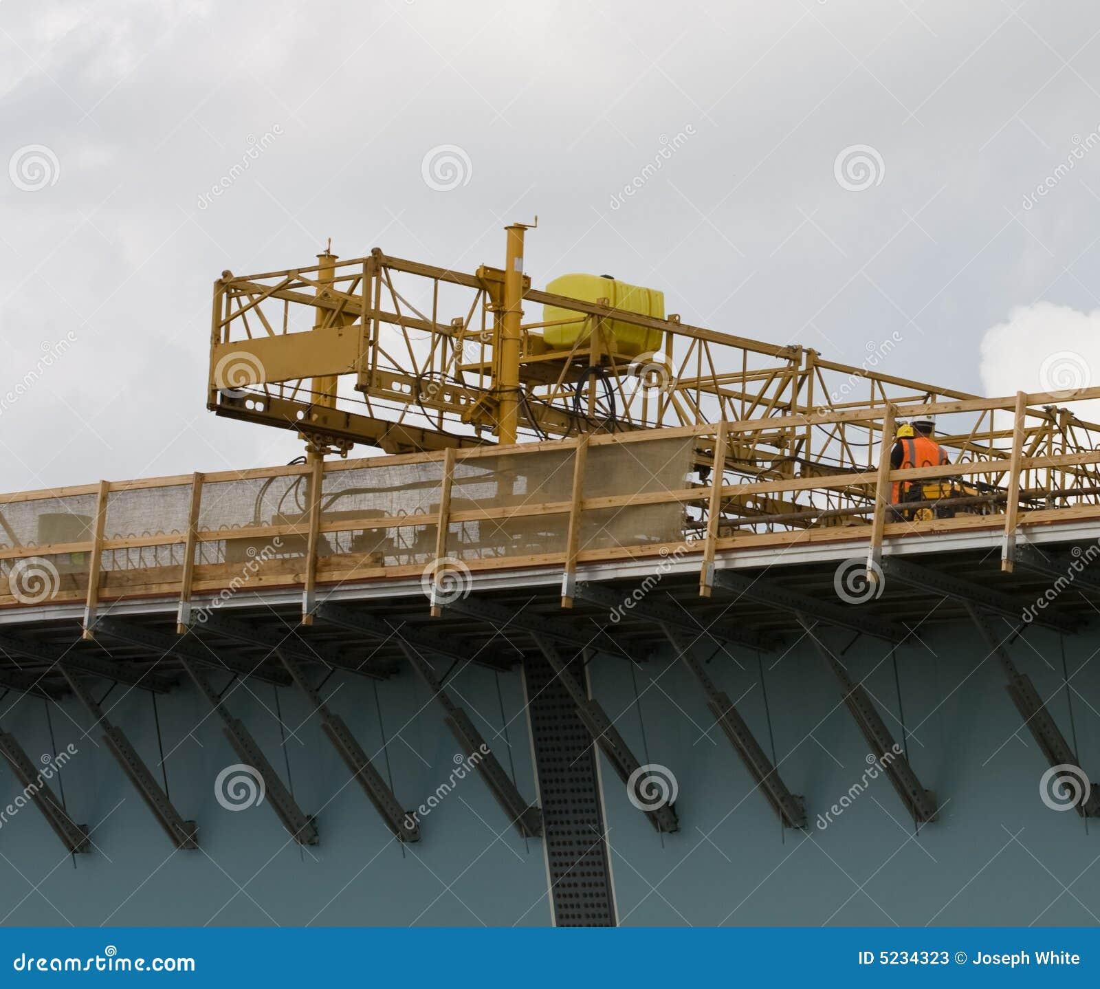 Concrete leveling Machine