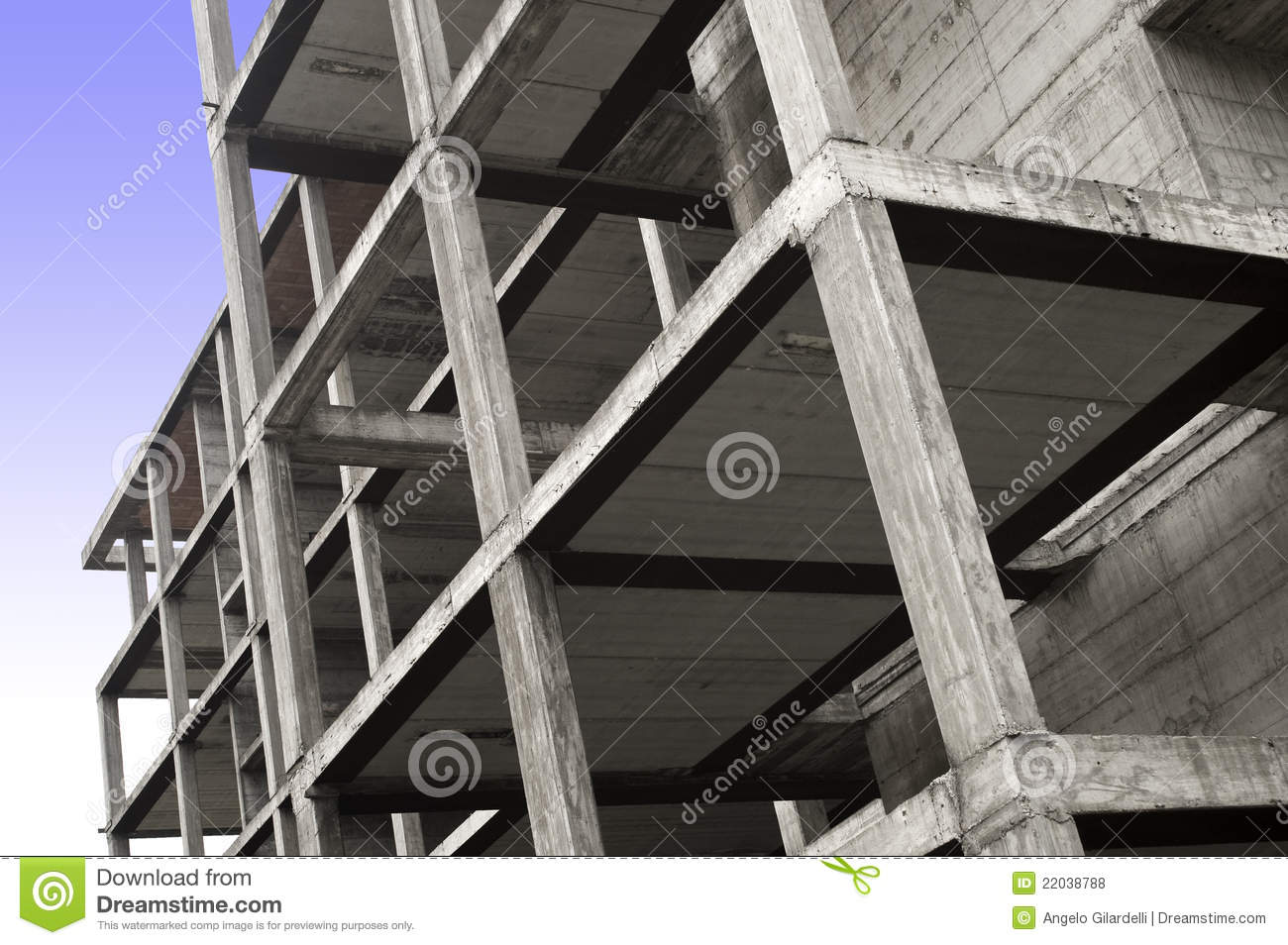 Concrete structure royalty free stock photos image 22038788 for Structure photography