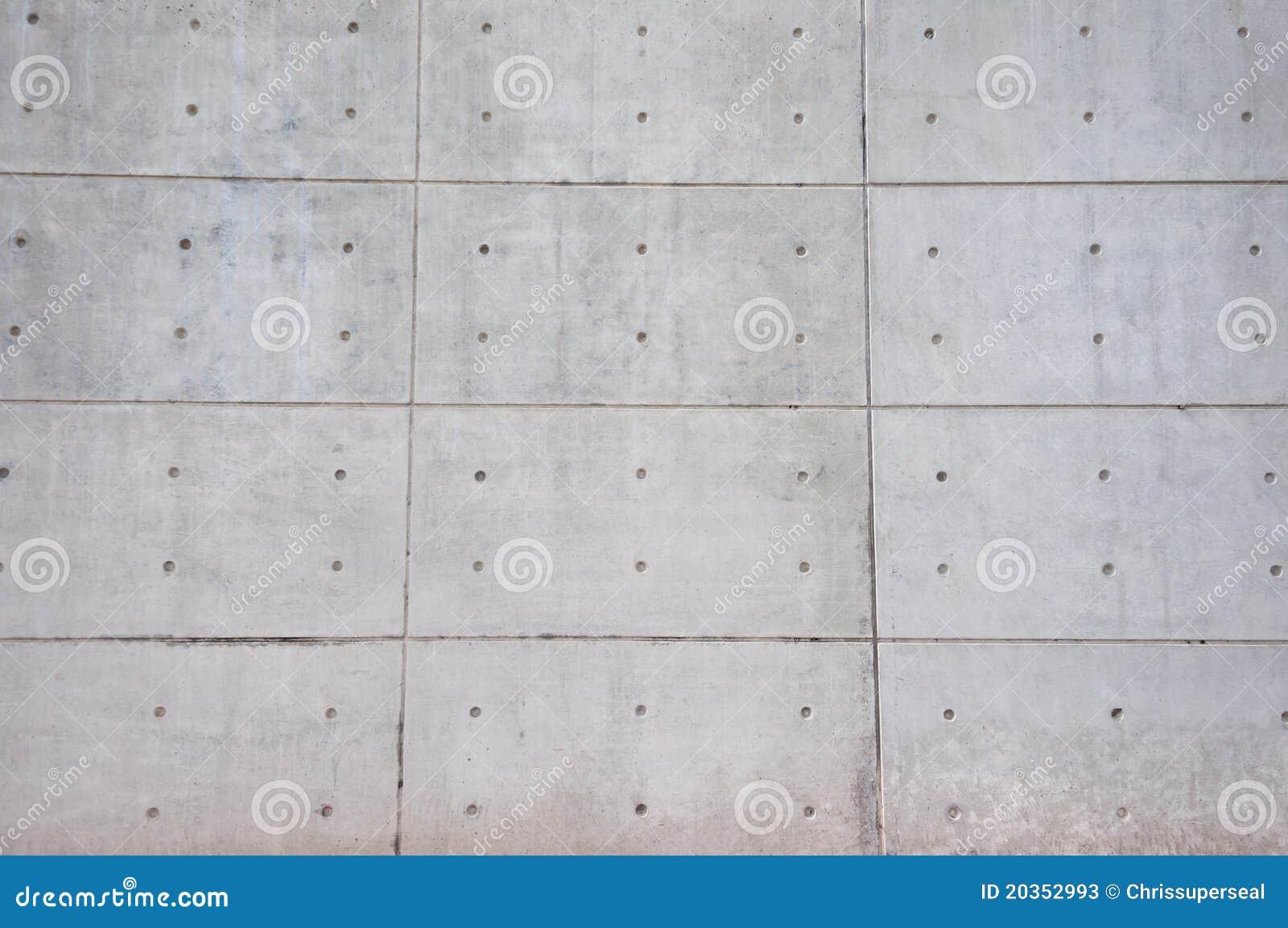 Concrete wall stock image image of precast tadao for Precast texture