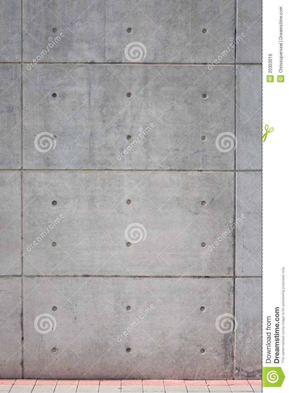 Concrete Wall Stock Photo Image Of Stained Style