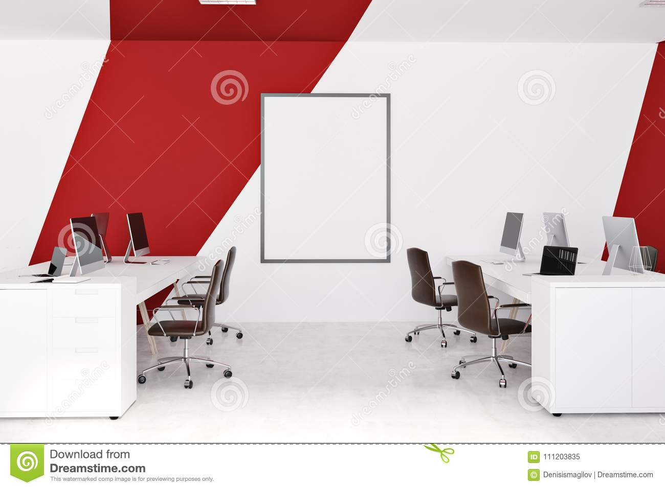 download office desk cubicles design. Concrete And White Office Cubicles, Poster. Creative, Coworking. Download Desk Cubicles Design E
