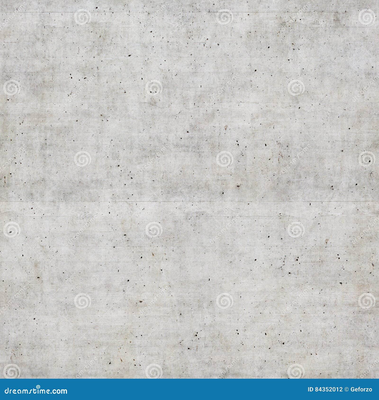 Concreto cinzento da textura sem emenda da parede do fundo