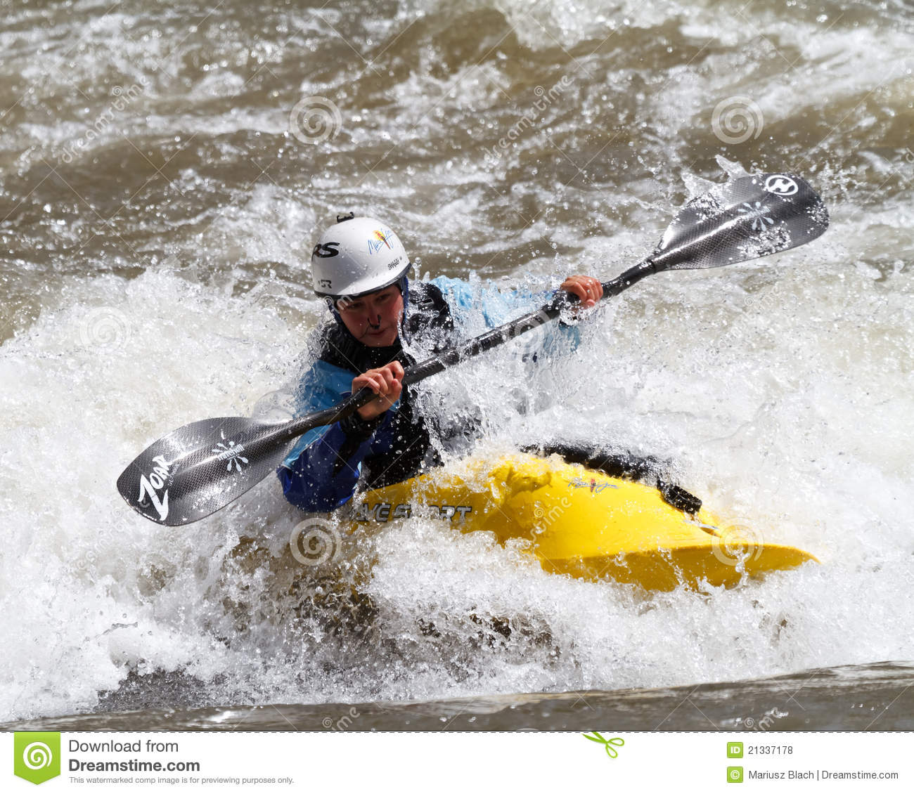 Concurrence de Kayaker