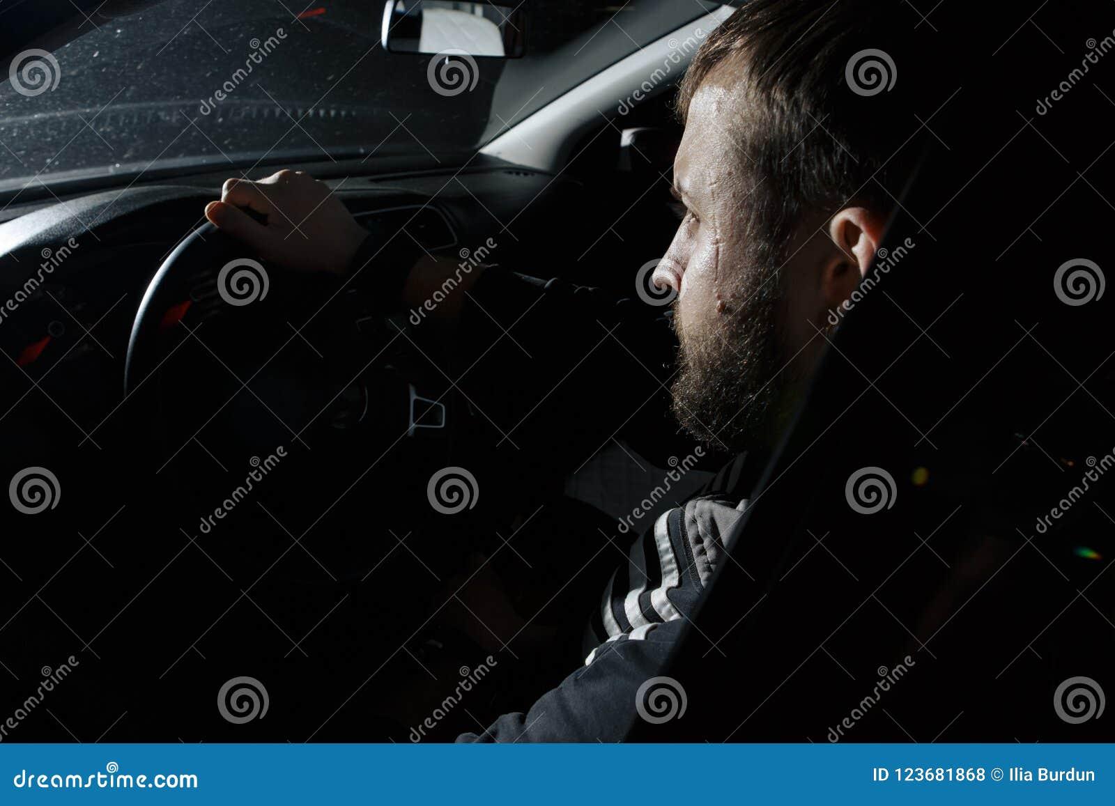Condições de mau tempo na estrada