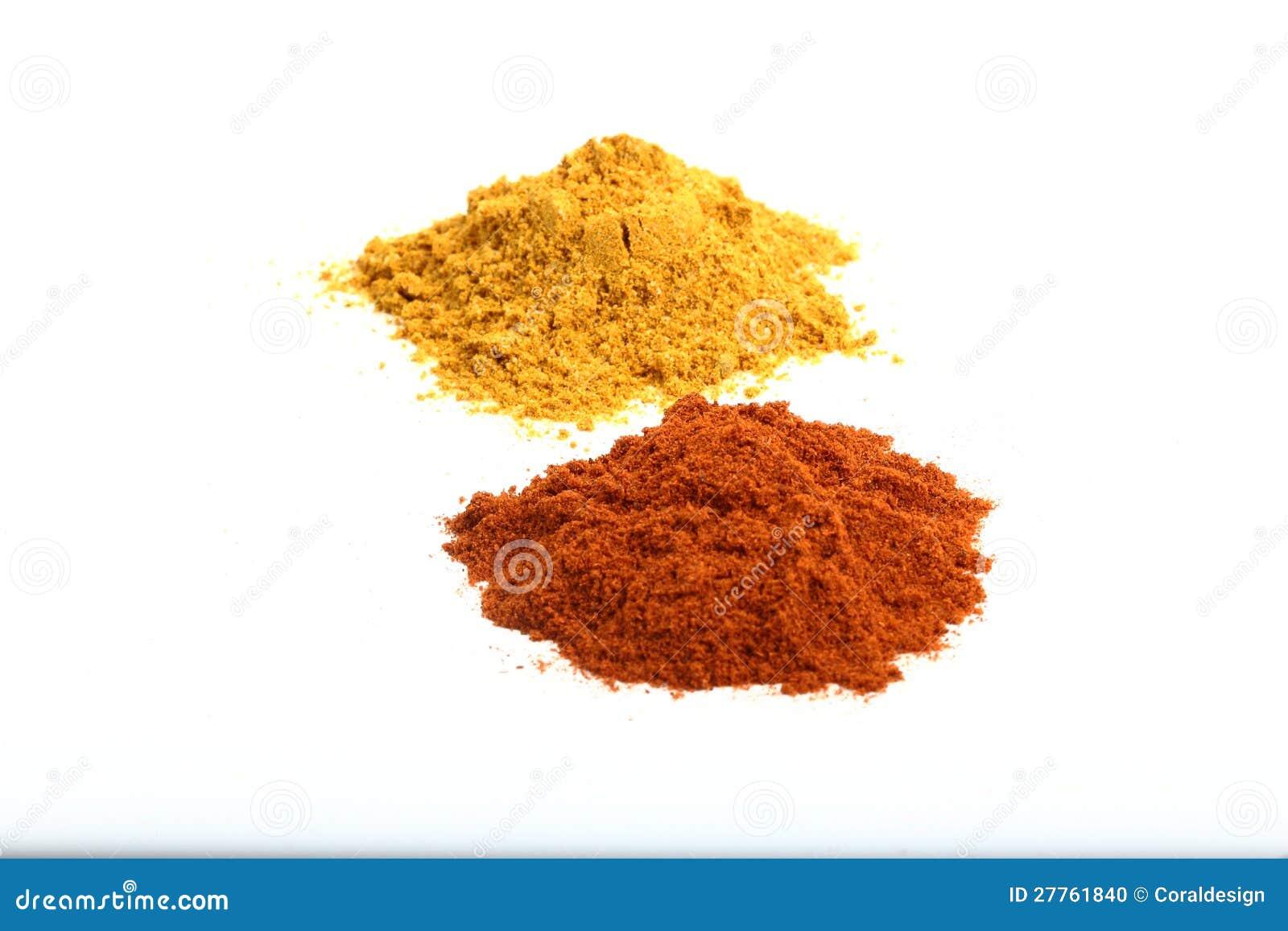 Condiments épicés