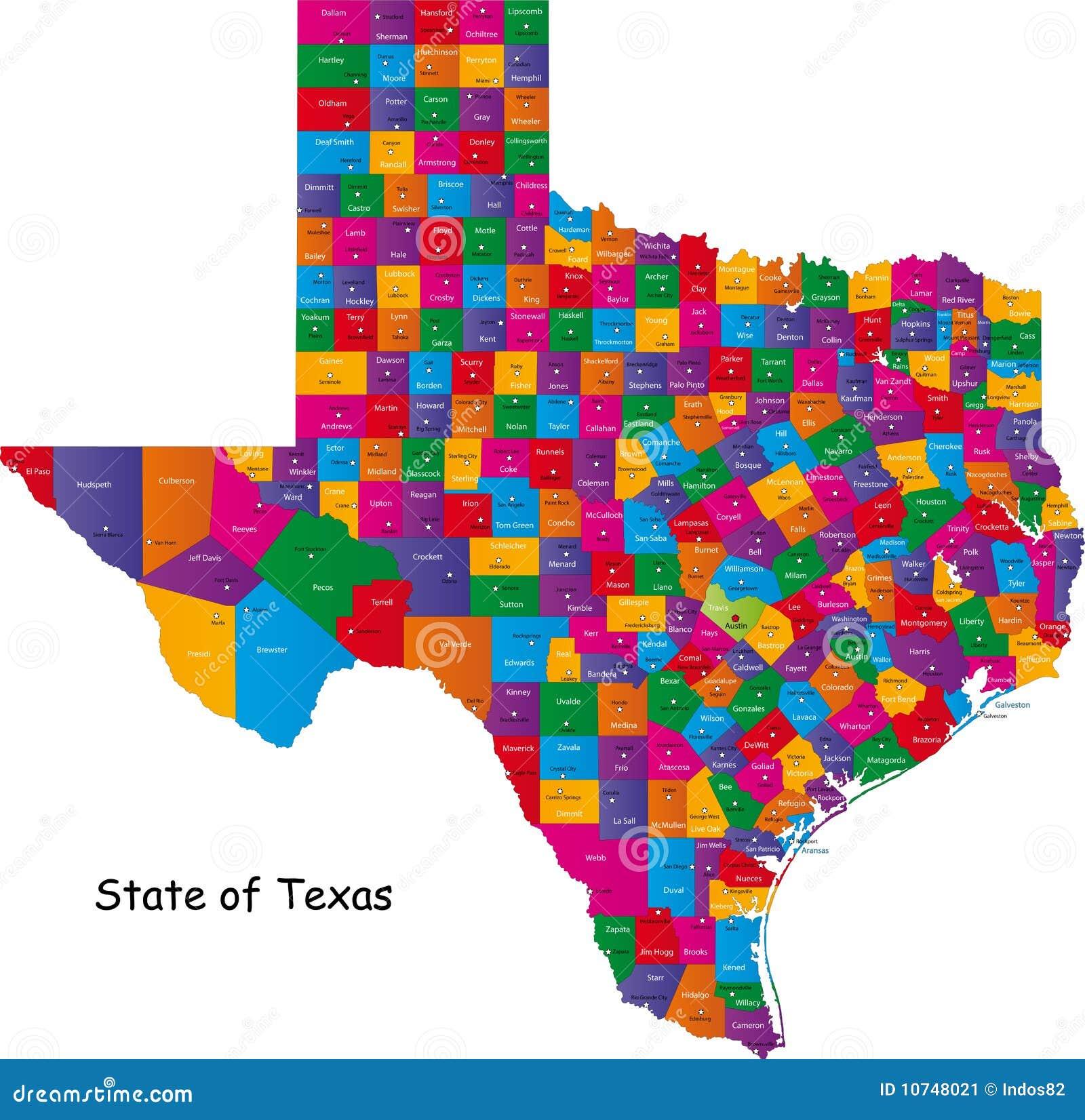 Condizione del Texas