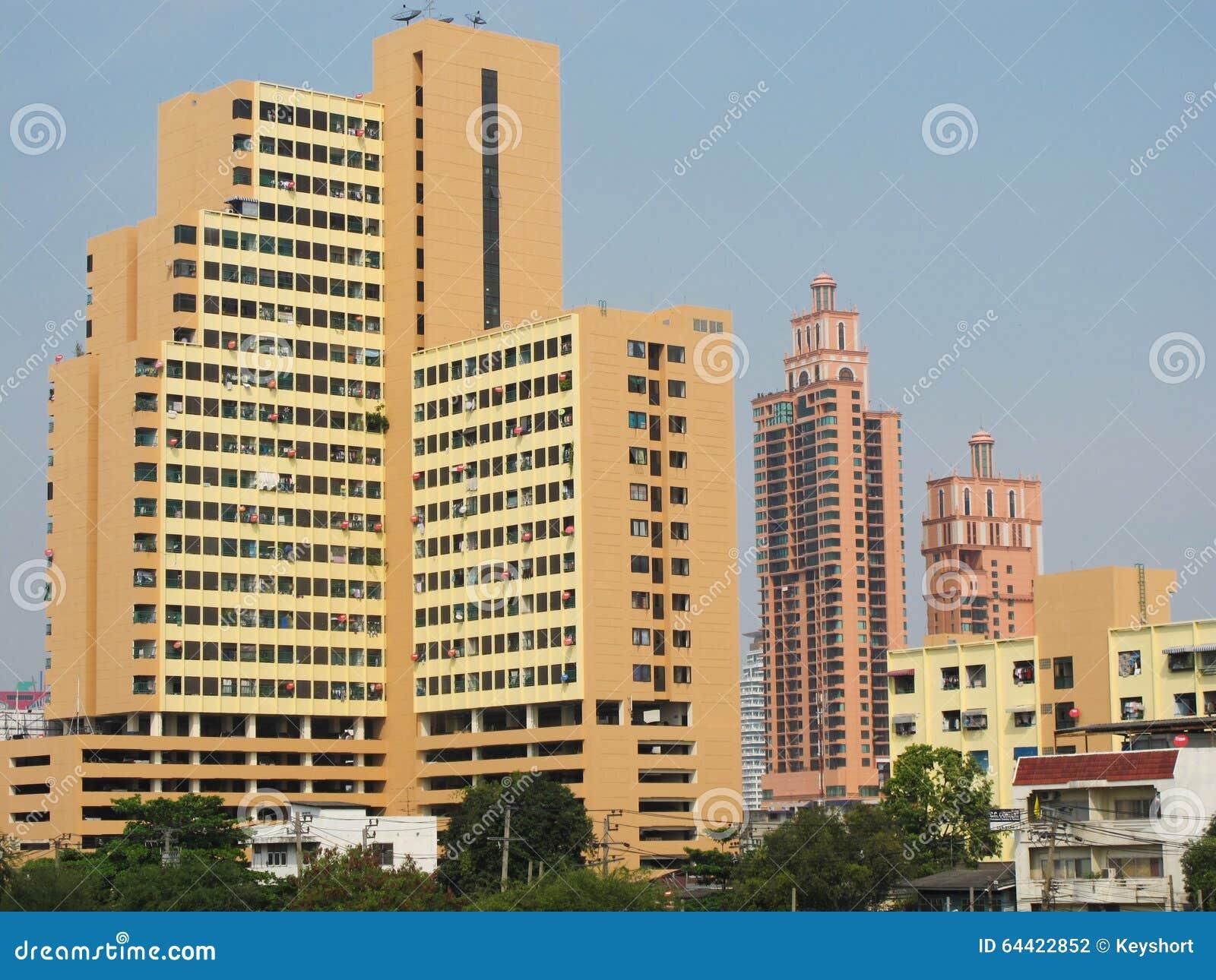 Condomínio denso