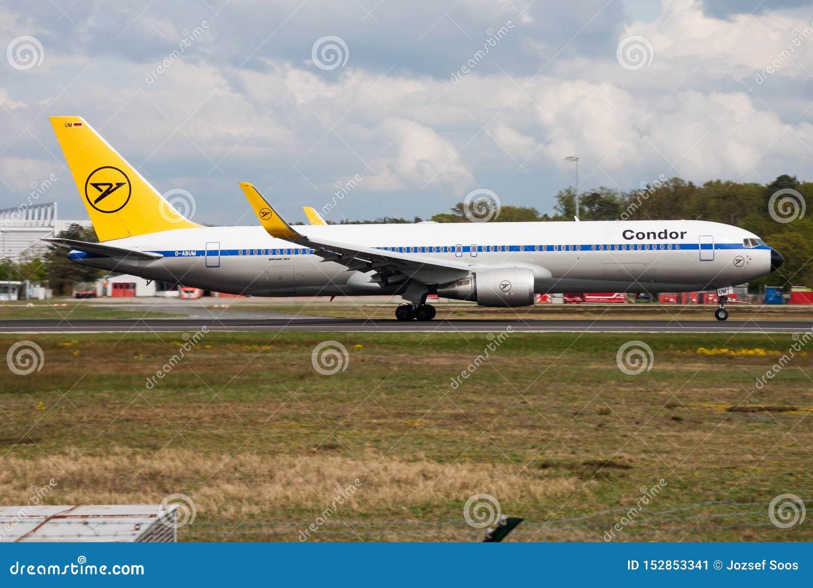 767 seats condor xl Condor Boeing