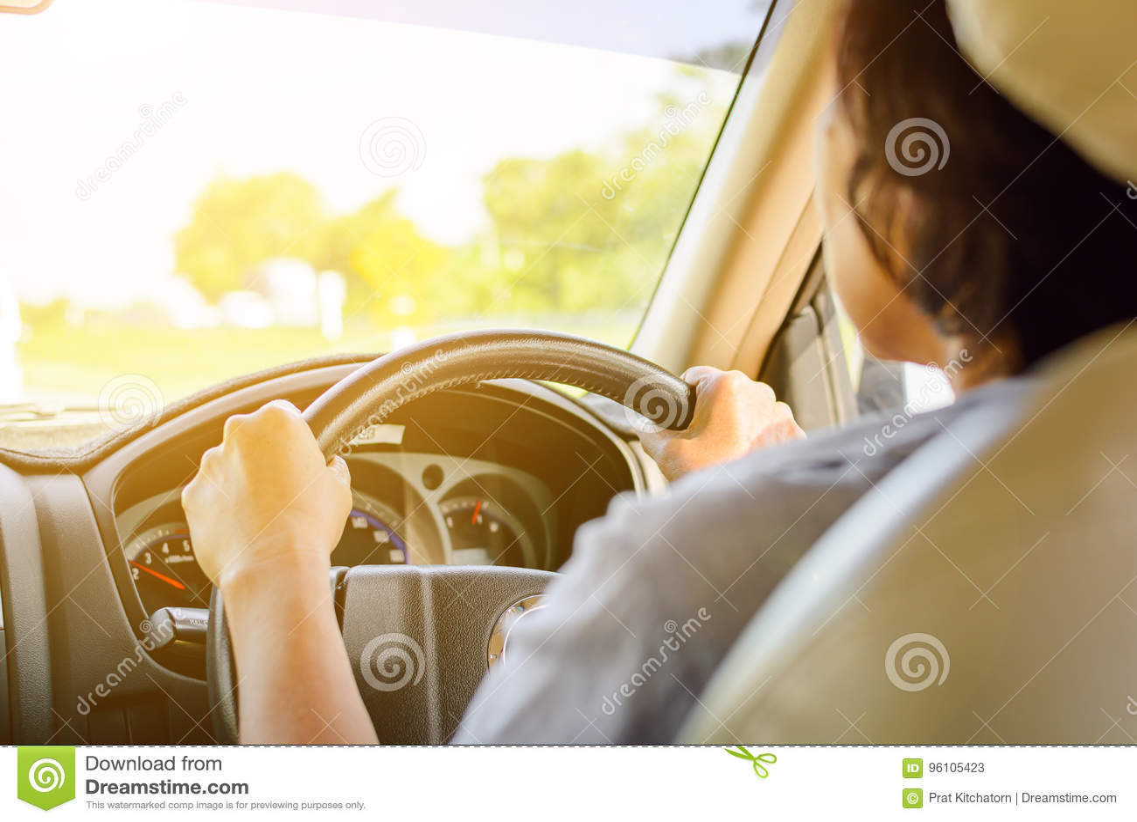 Conducción en viajes por carretera y tráfico para la seguridad
