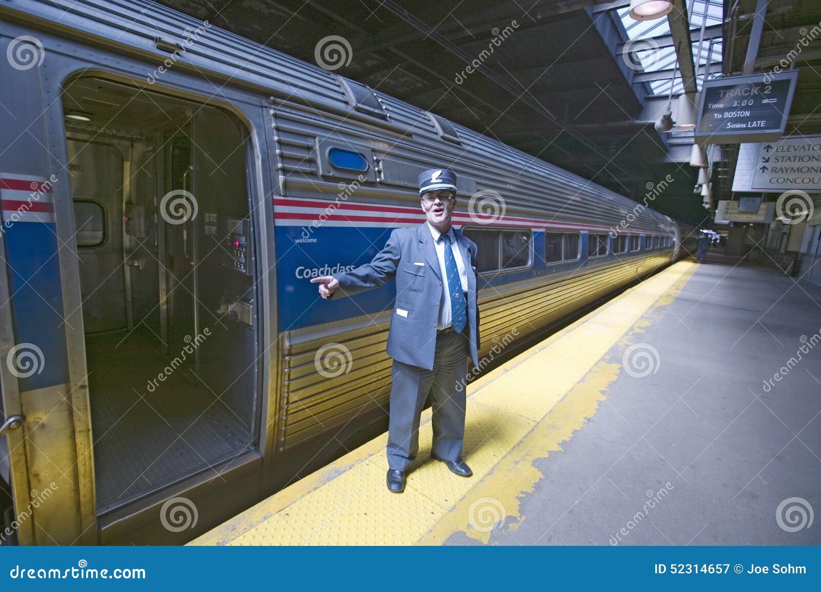 Legend. Amtrak (Boston ...