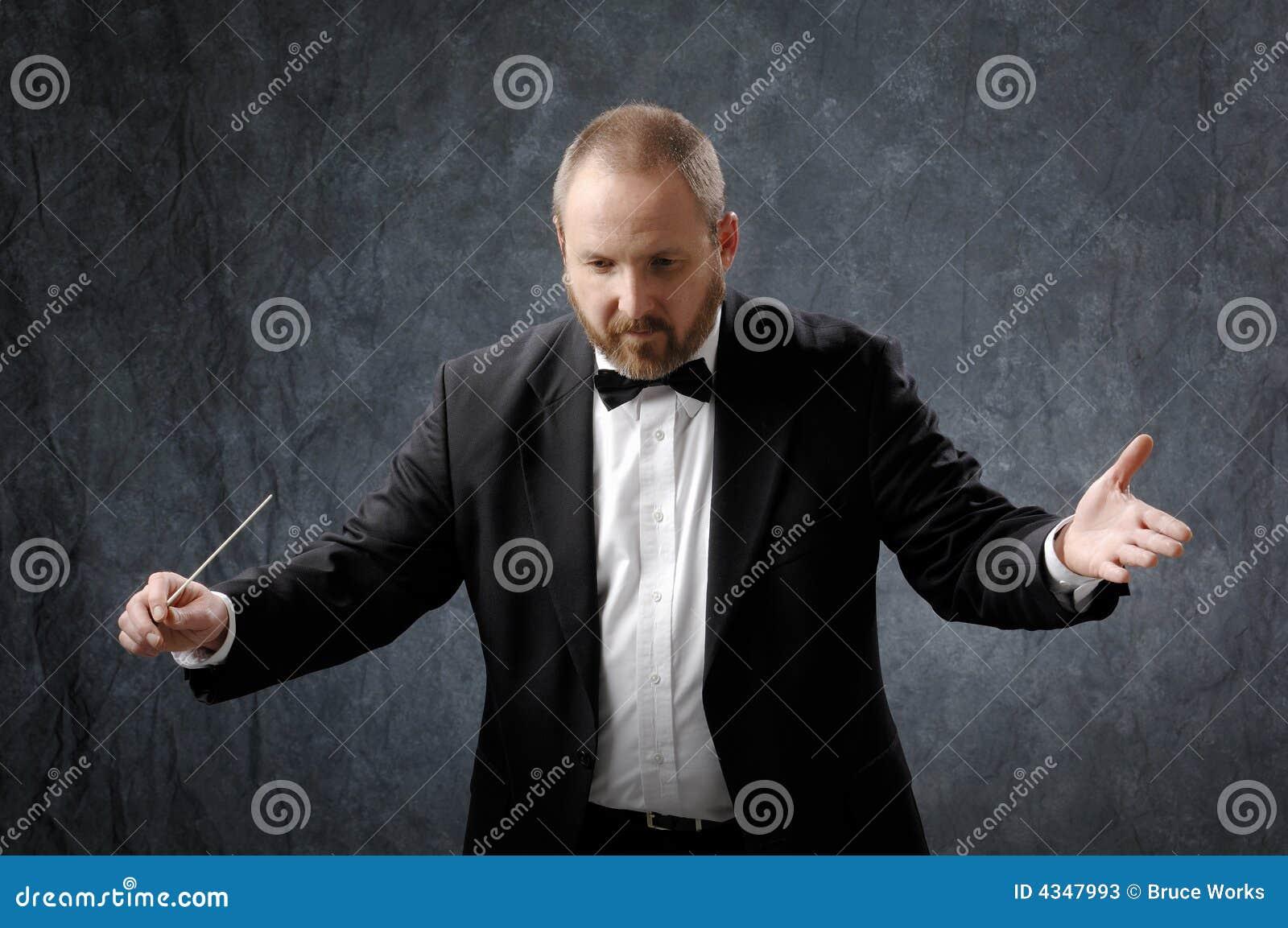 Conductor de la sinfonía