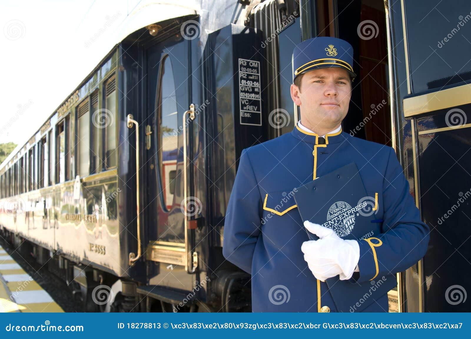 Conductor expreso de Oriente