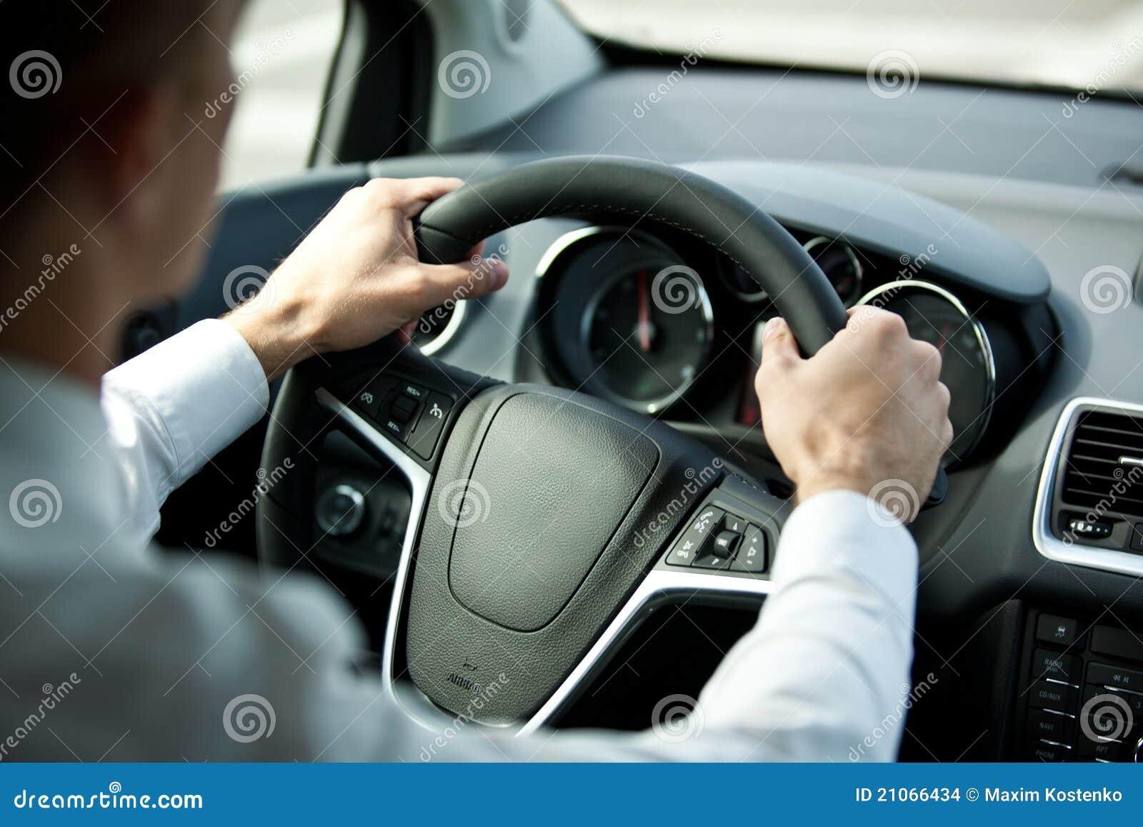 Conduire un véhicule