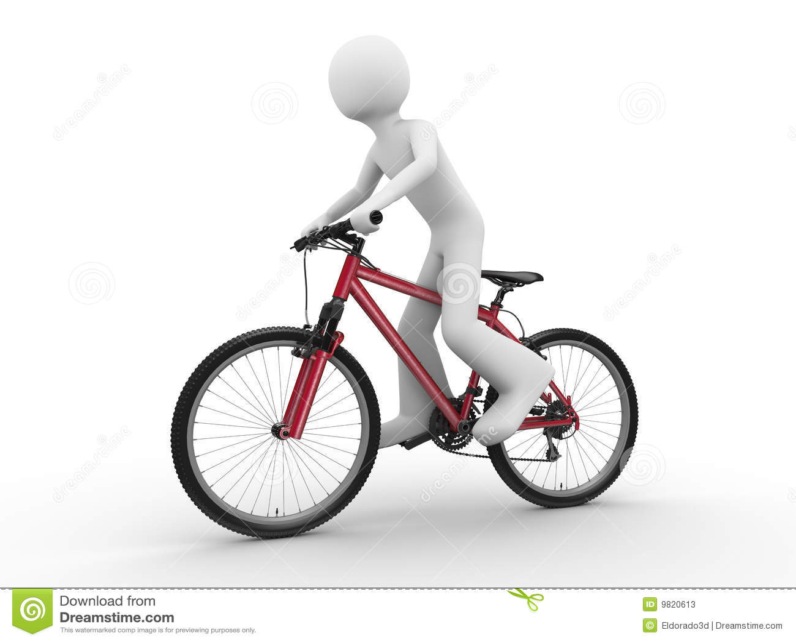 Conduite de vélo