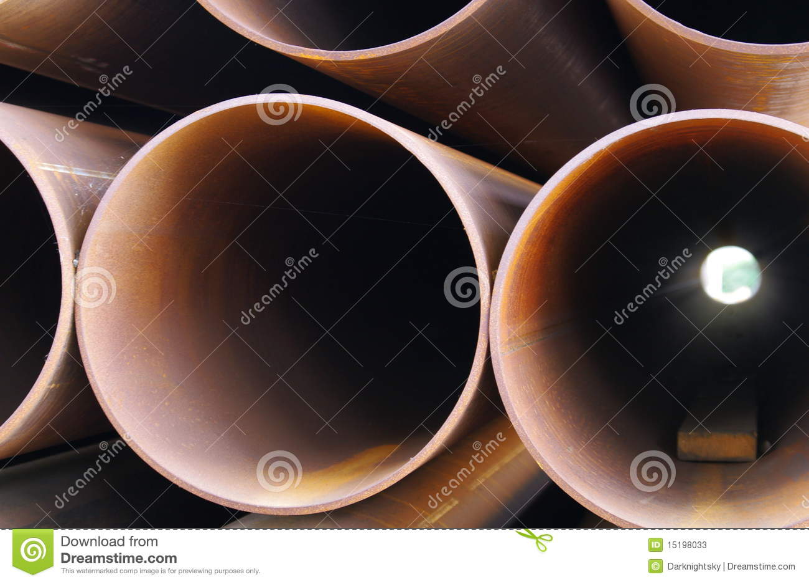 Condutture d acciaio