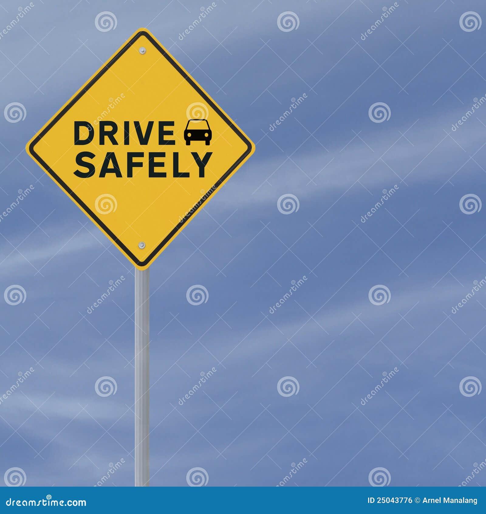 Conduzca con seguridad