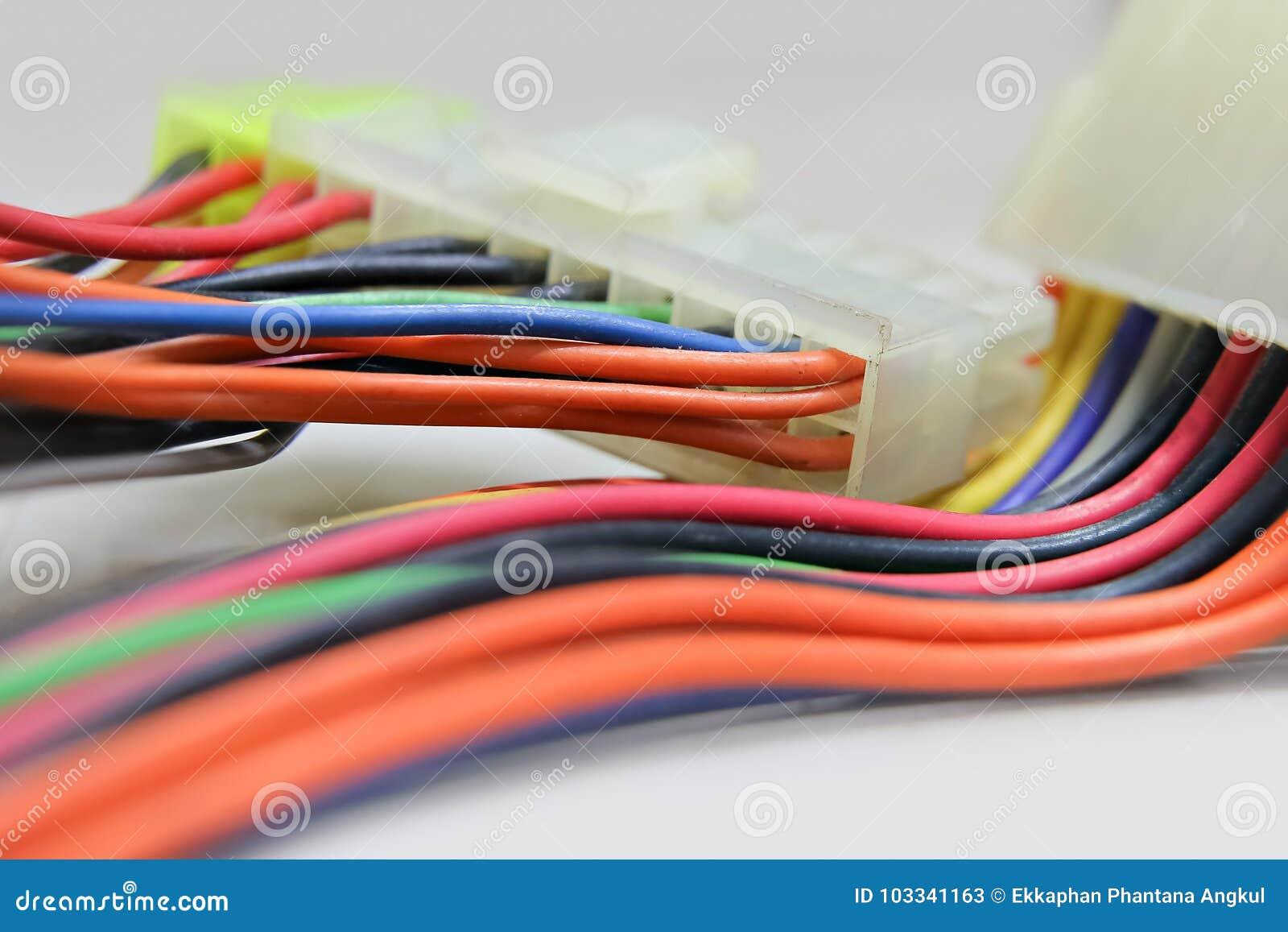 Conector do chicote de fios do fio