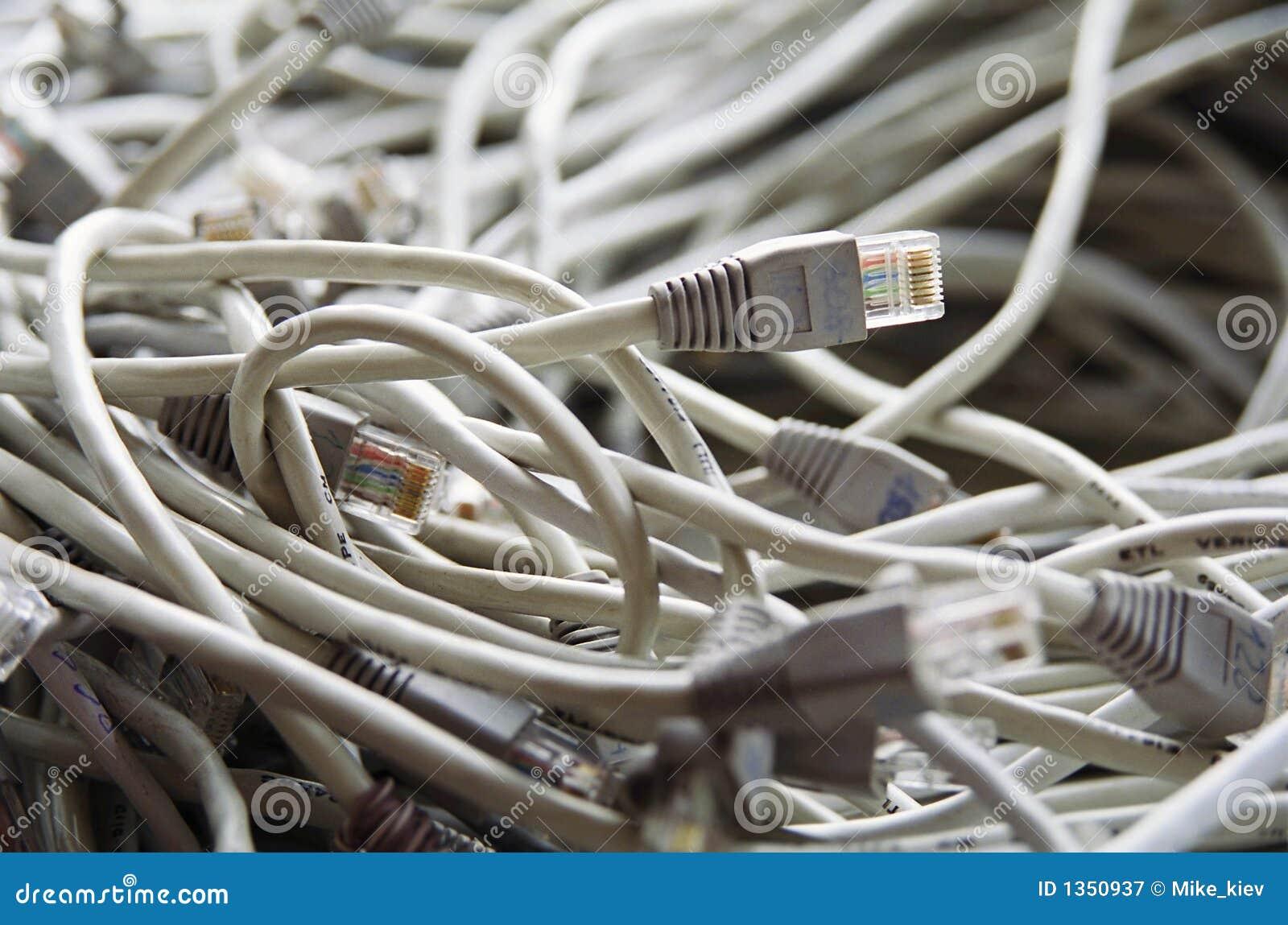 Conectores da rede