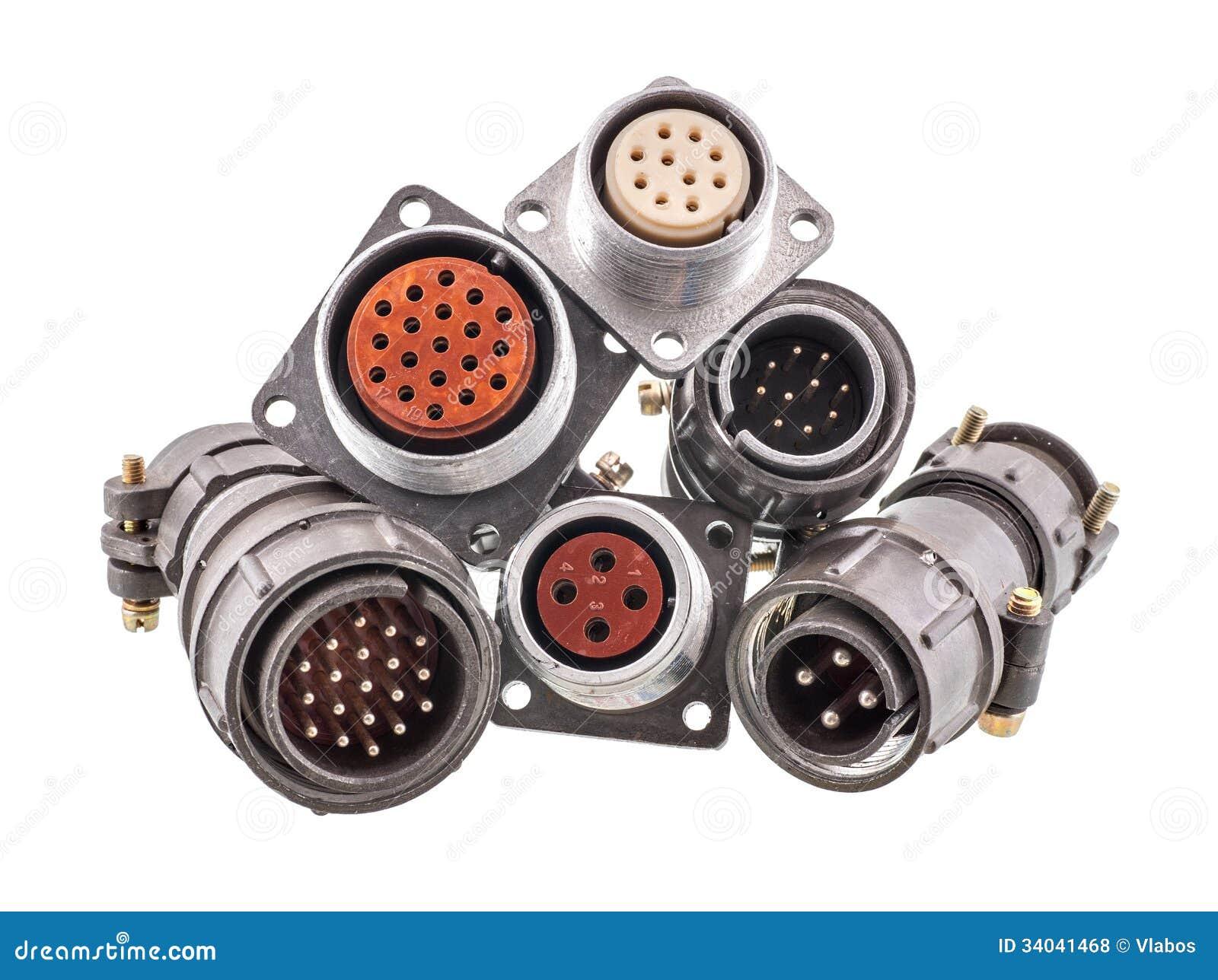 Conectores de cabo