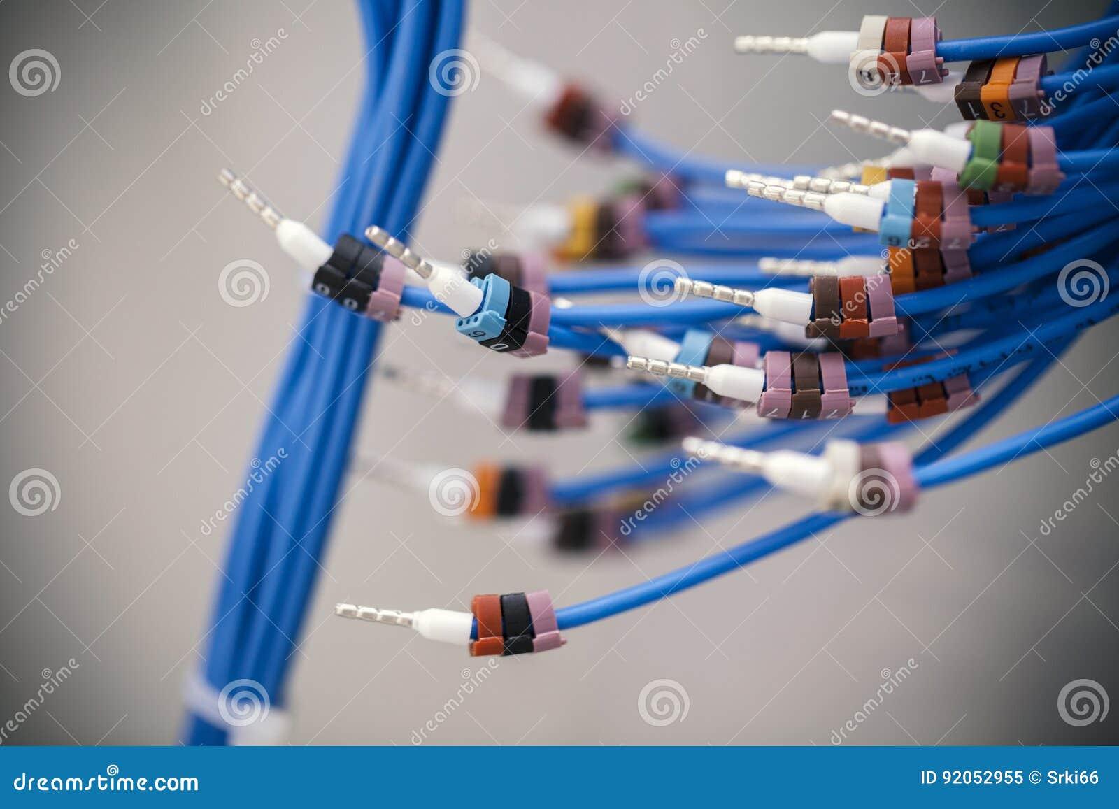Conectores de cabo bonde
