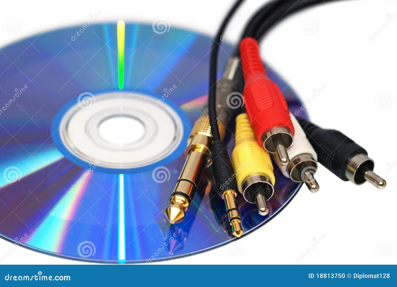 Conectores e o disco