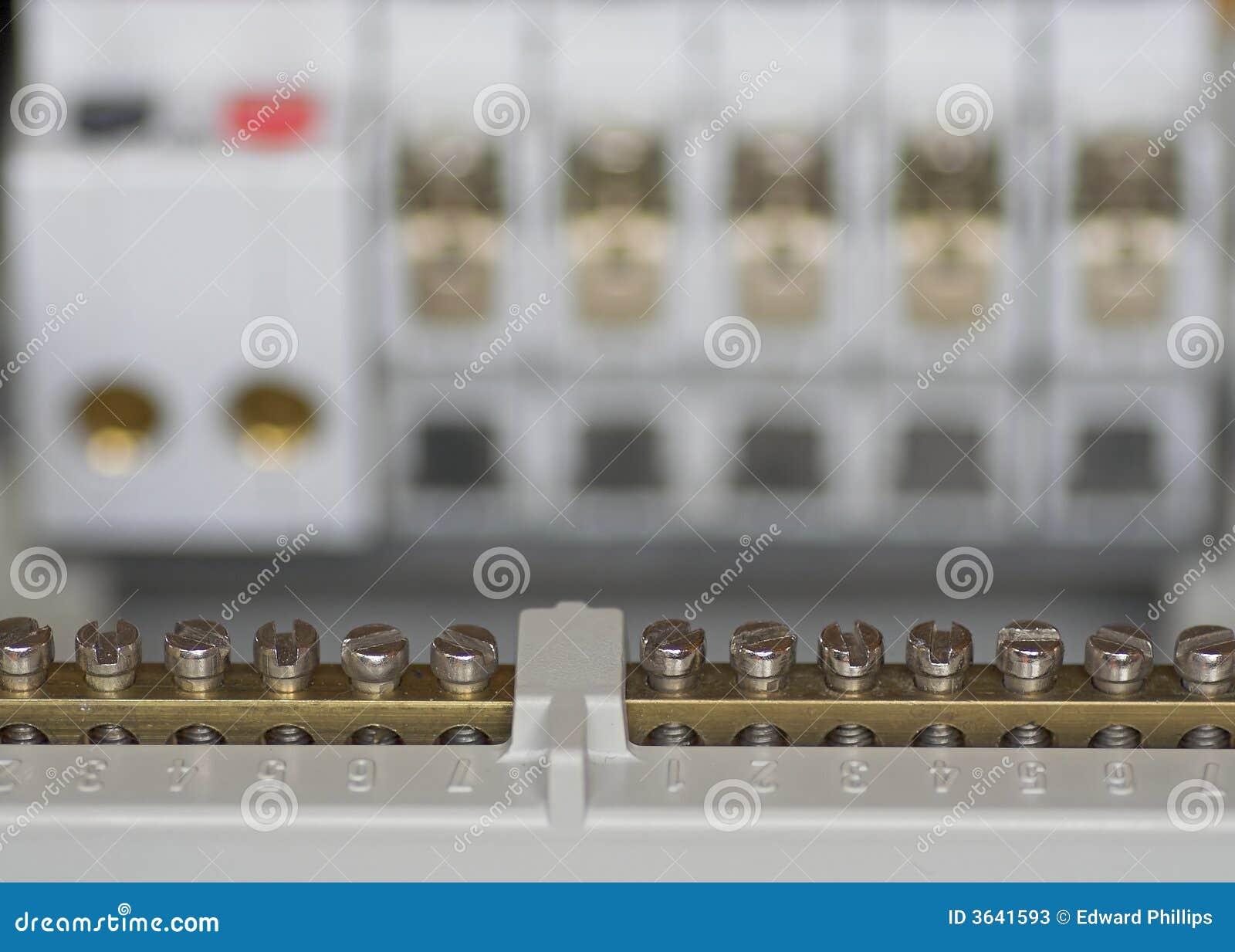 Conectores elétricos de Fusebox