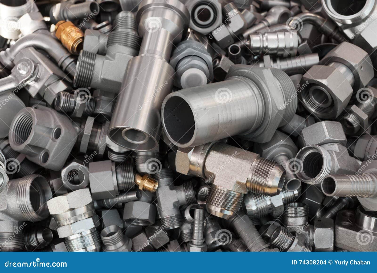 Conectores pneumáticos