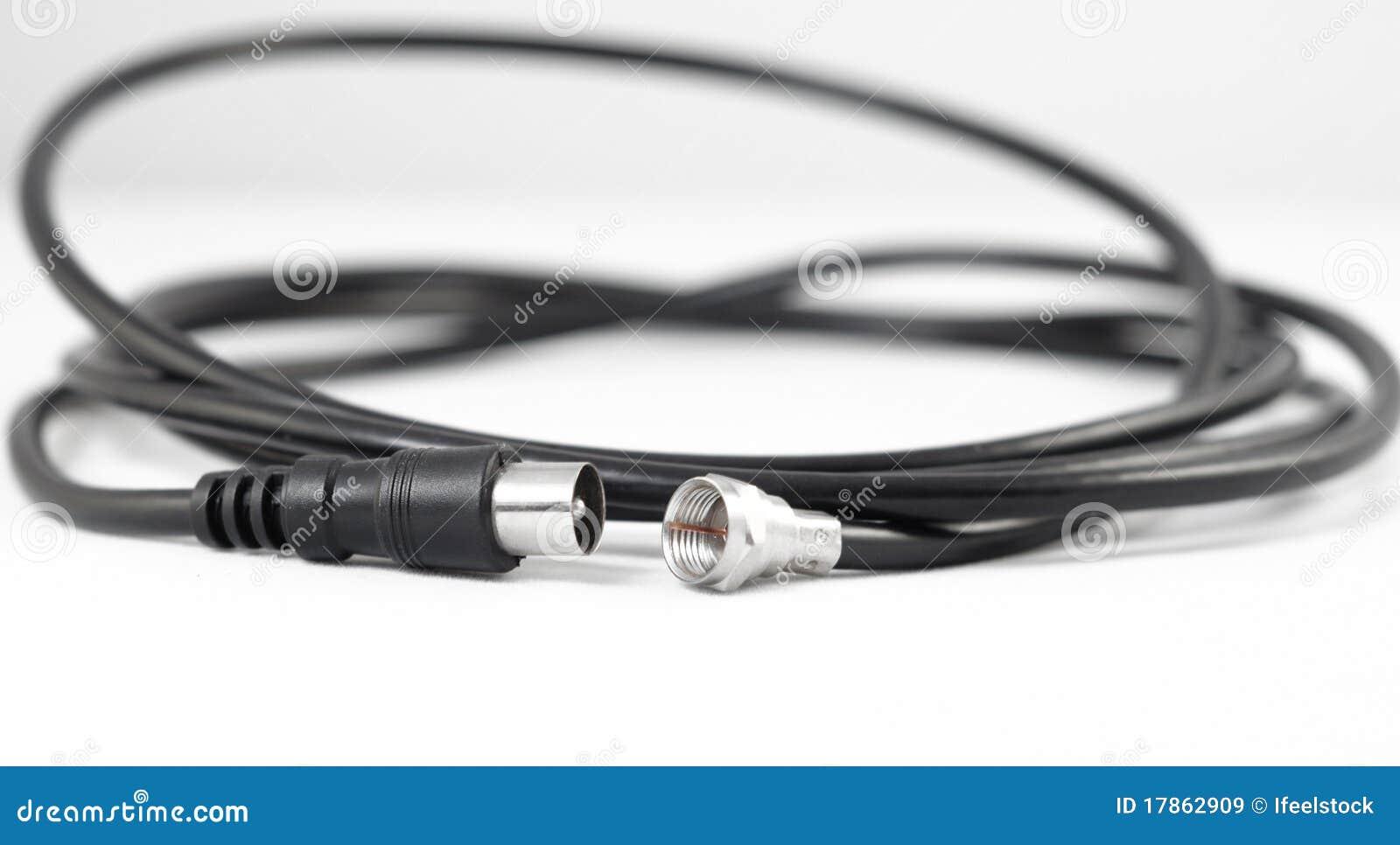 Conectores profesionales de la televisión por cable