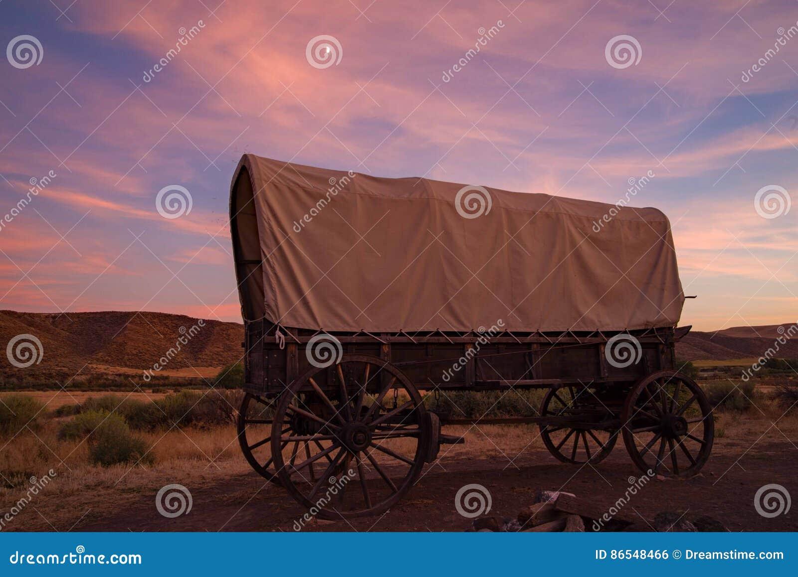 Conestoga furgon