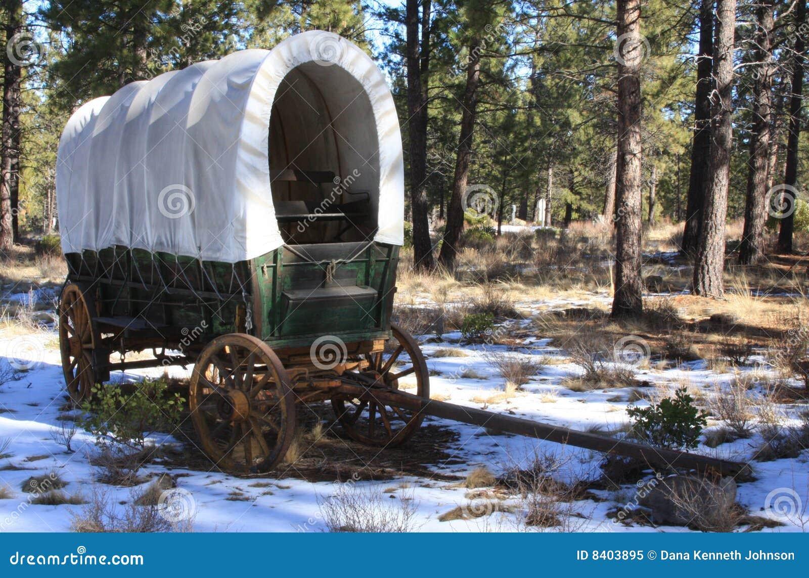 Conestoga Lastwagen