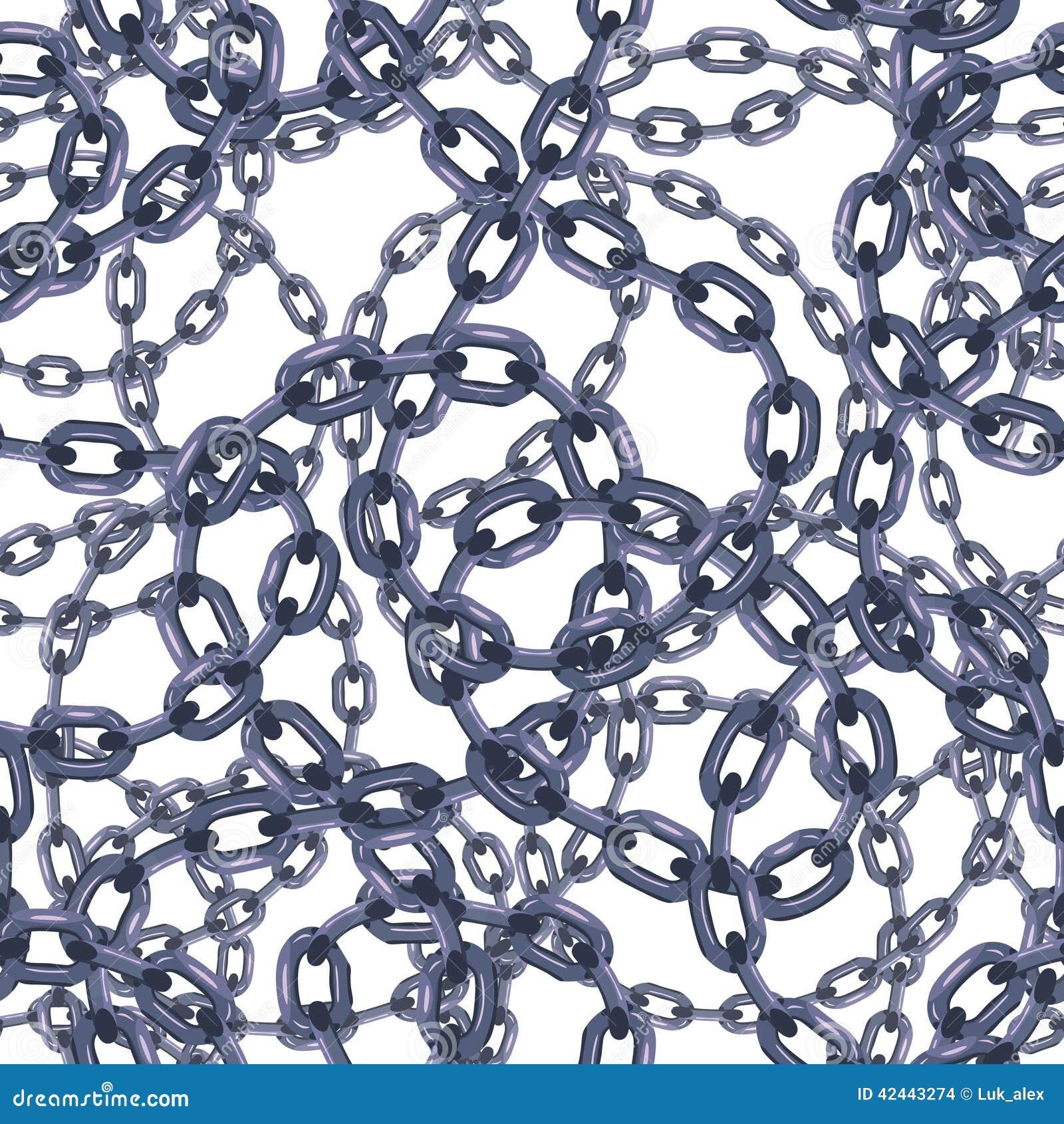 Conexiones de cadena del metal