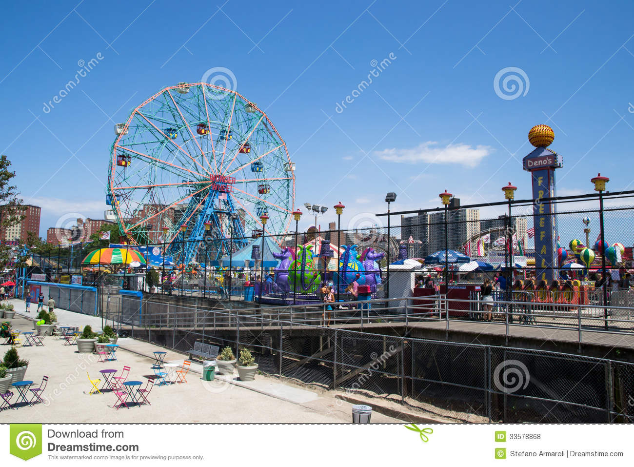 Coney Island Wheel