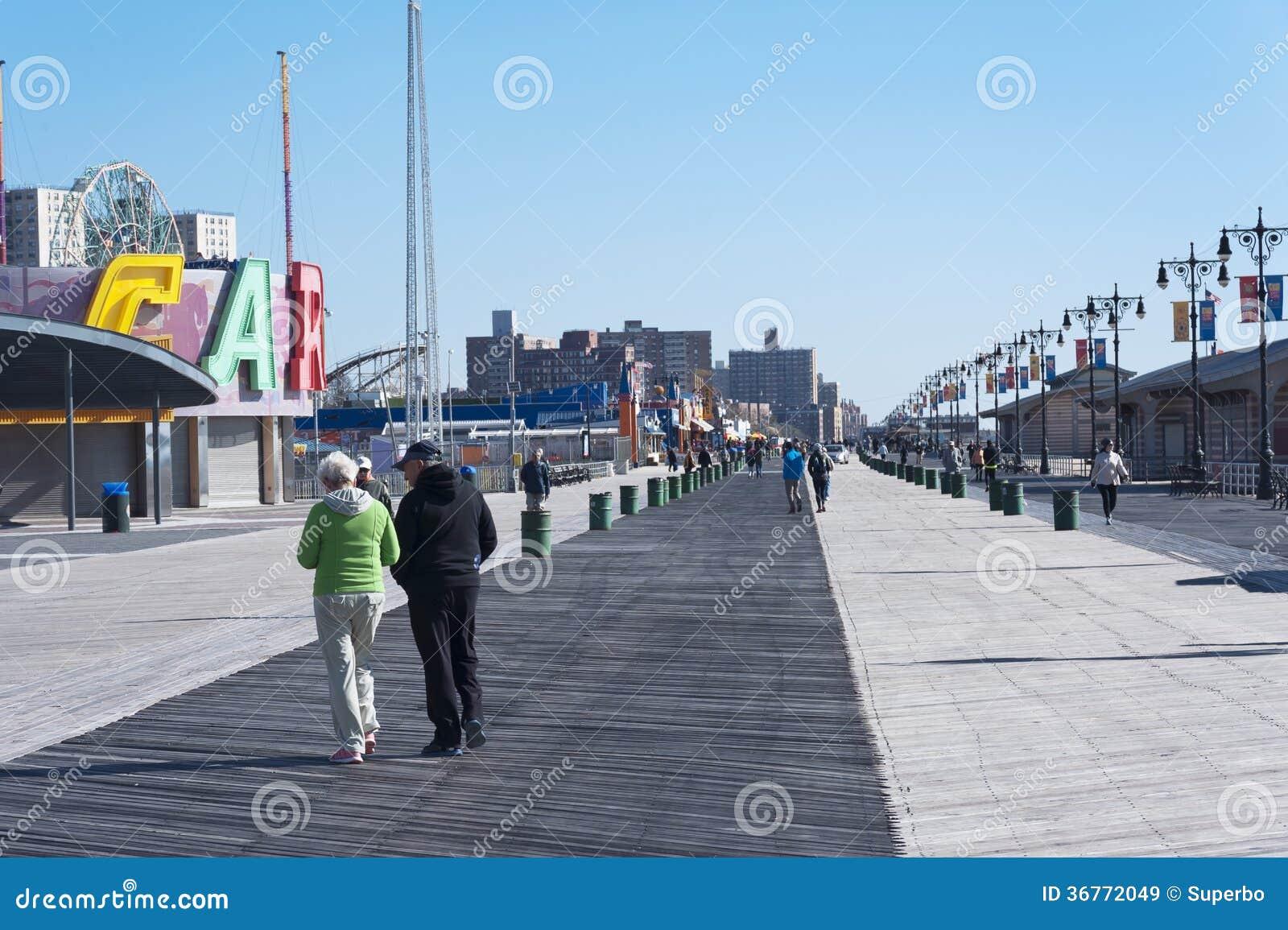 Coney Island Tourism
