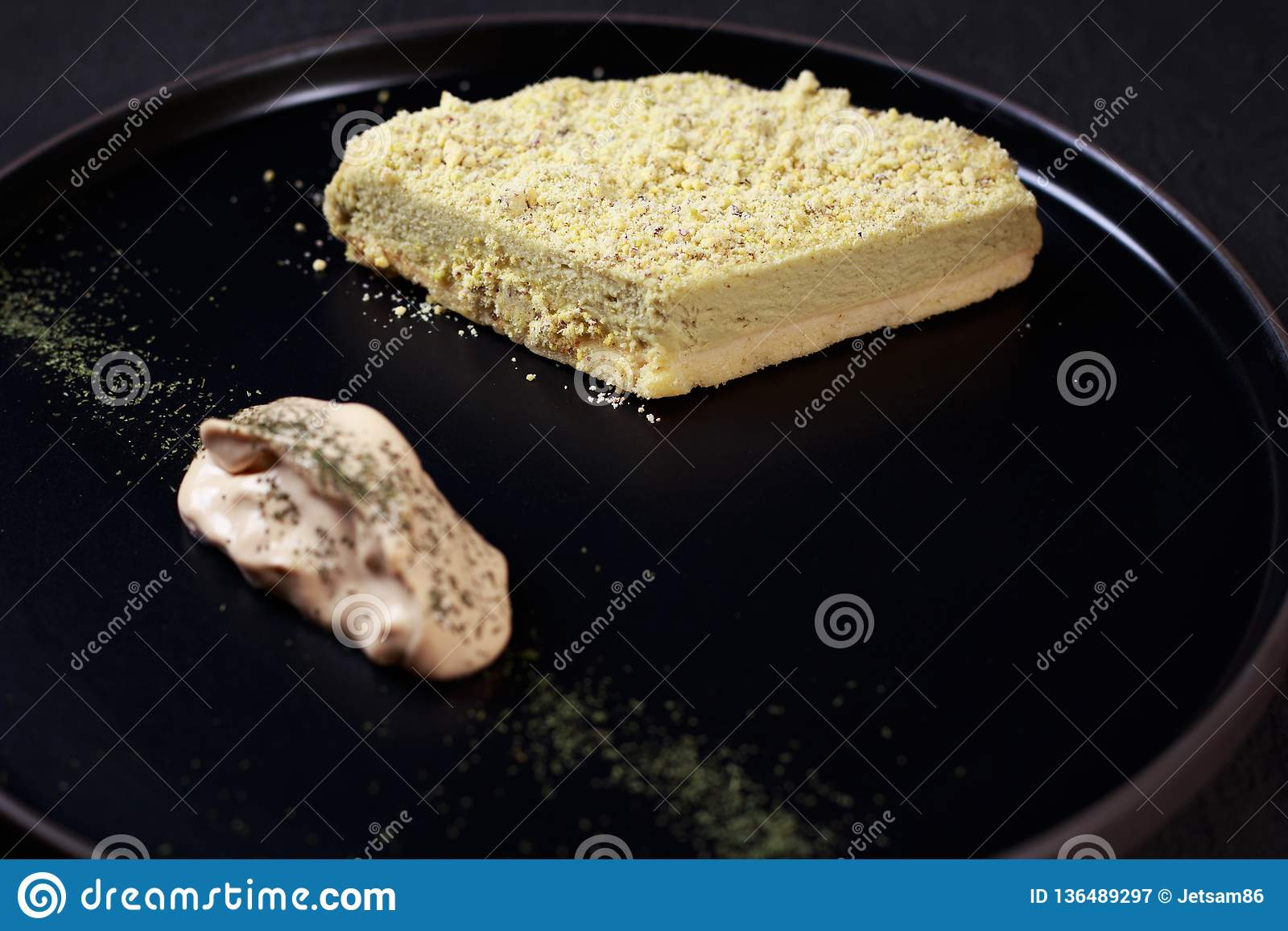 Confectionery, Professional Culinary, Cheesecake Stock Image - Image
