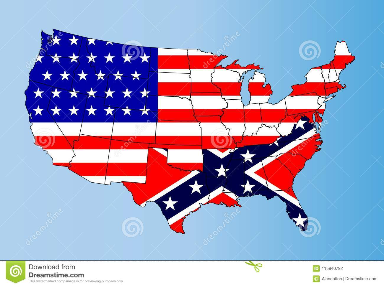Confederate And Union States Flag Map Of America Stock ... on confederate states of america, fort sumter, tornado weather map, red state blue state map, ottoman empire map, gettysburg address, william tecumseh sherman, second battle of bull run, union of america, american civil war, union civil war, battle of chancellorsville, union army, border states, usa border map, mo state map, indian tribe map, assassination of abraham lincoln, battle of shiloh, battle of gettysburg, battle of fredericksburg, native american reservations today map, battle of appomattox courthouse, virginia state map, union state of russia and belarus, united states of america, battle of vicksburg, usa geography map, post ussr map, battle of fort sumter, union strength by state, stonewall jackson, union territories remaining on, robert e. lee, us demographic map, saarc countries map, us territories map, ancient india map, mo river map,
