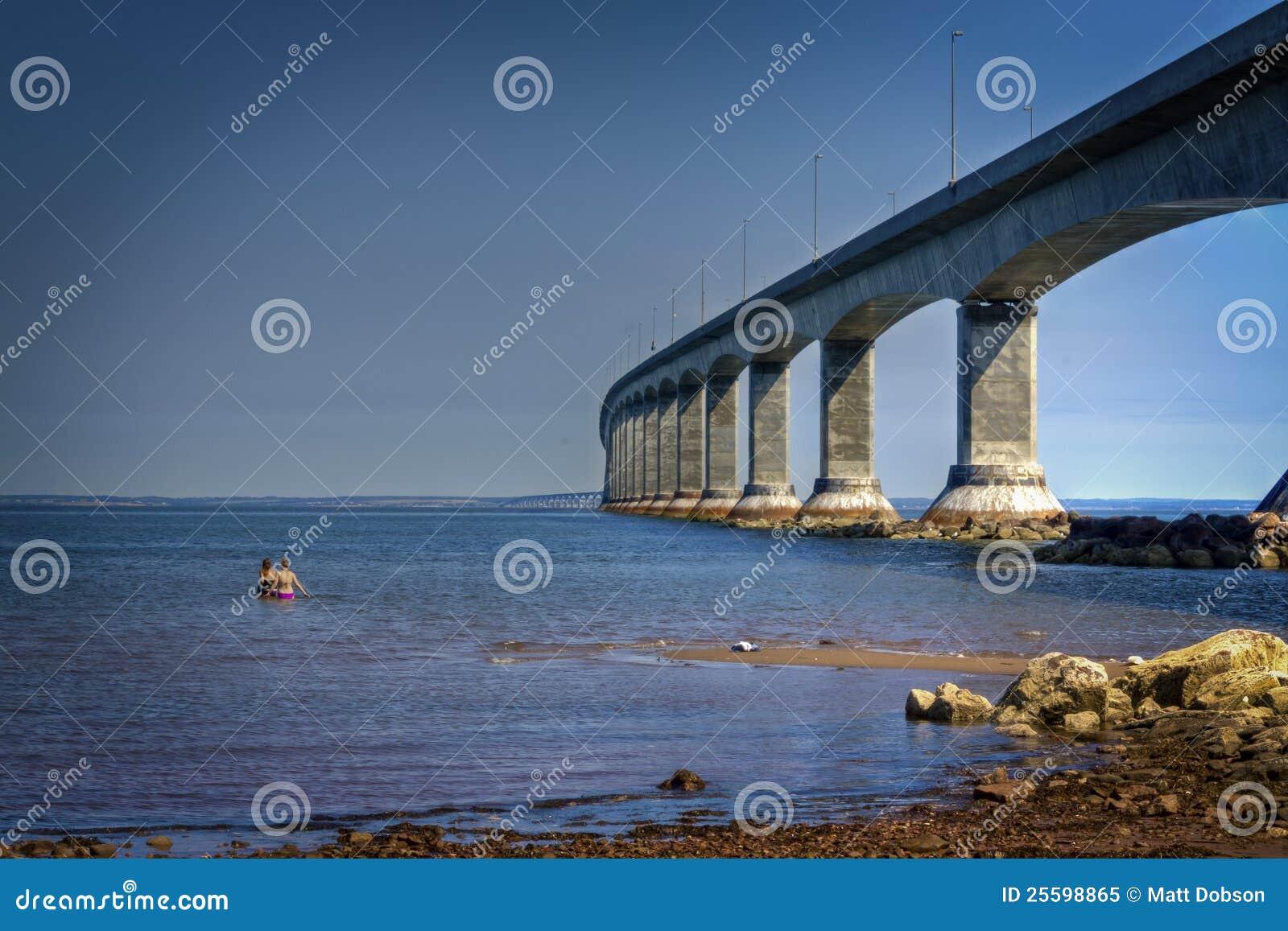 Confederation Bridge, PEI, Canada