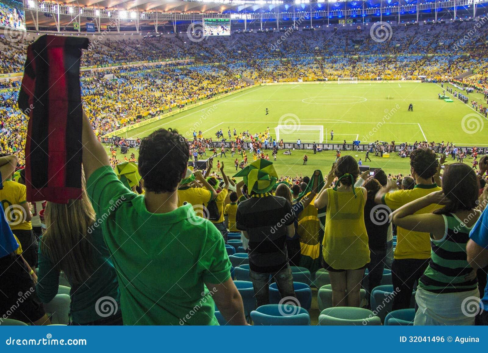 Confederation Cup Calendario.Confederations Cup 2013 Brazil X Spain Maracana