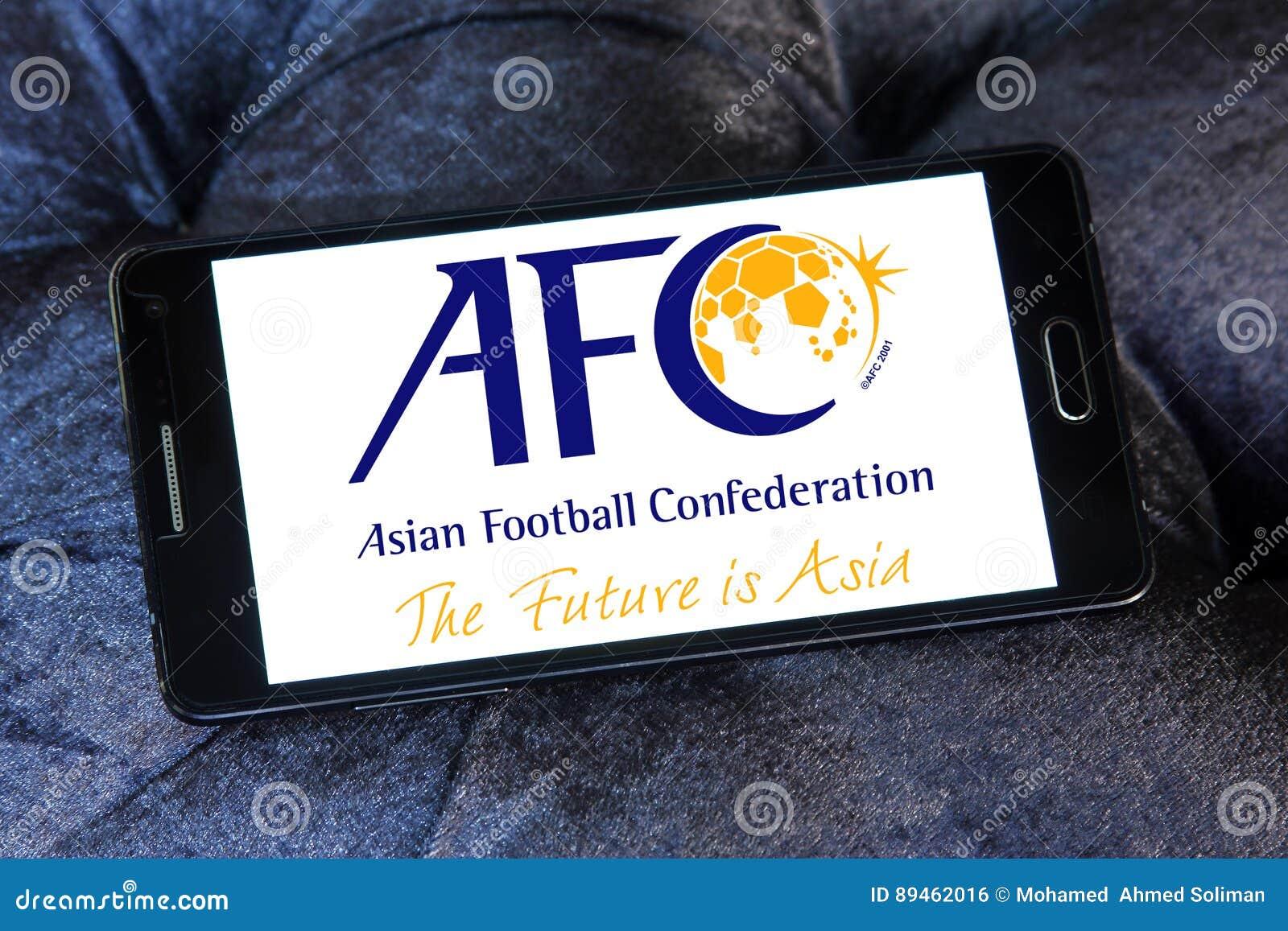 Confederazione di calcio asiatico, logo di afc