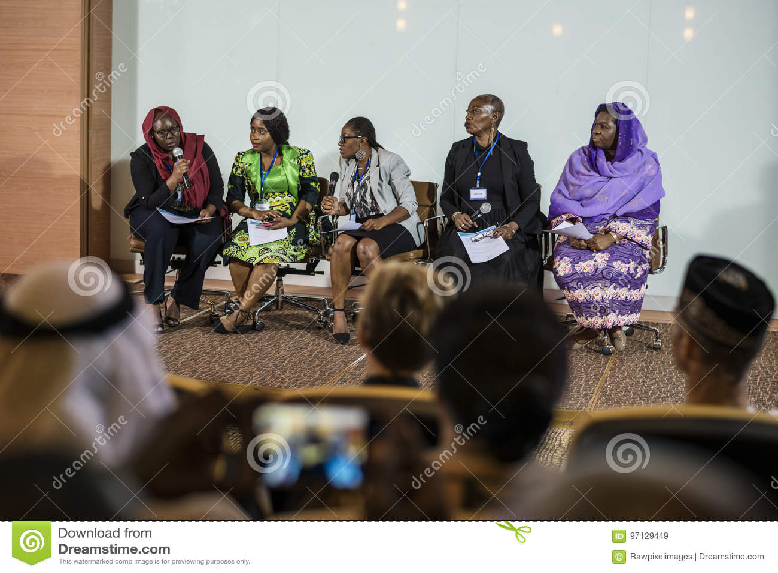 Conferência do seminário da reunião de Alliance da associação